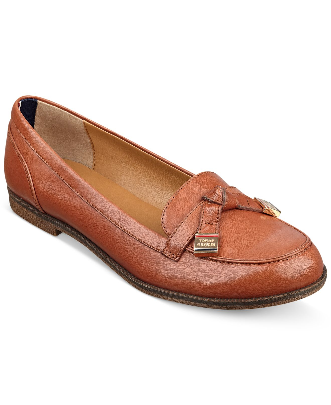 Womens Flats Tommy Hilfiger Letyan Flats Womens Shoes Flats Discount