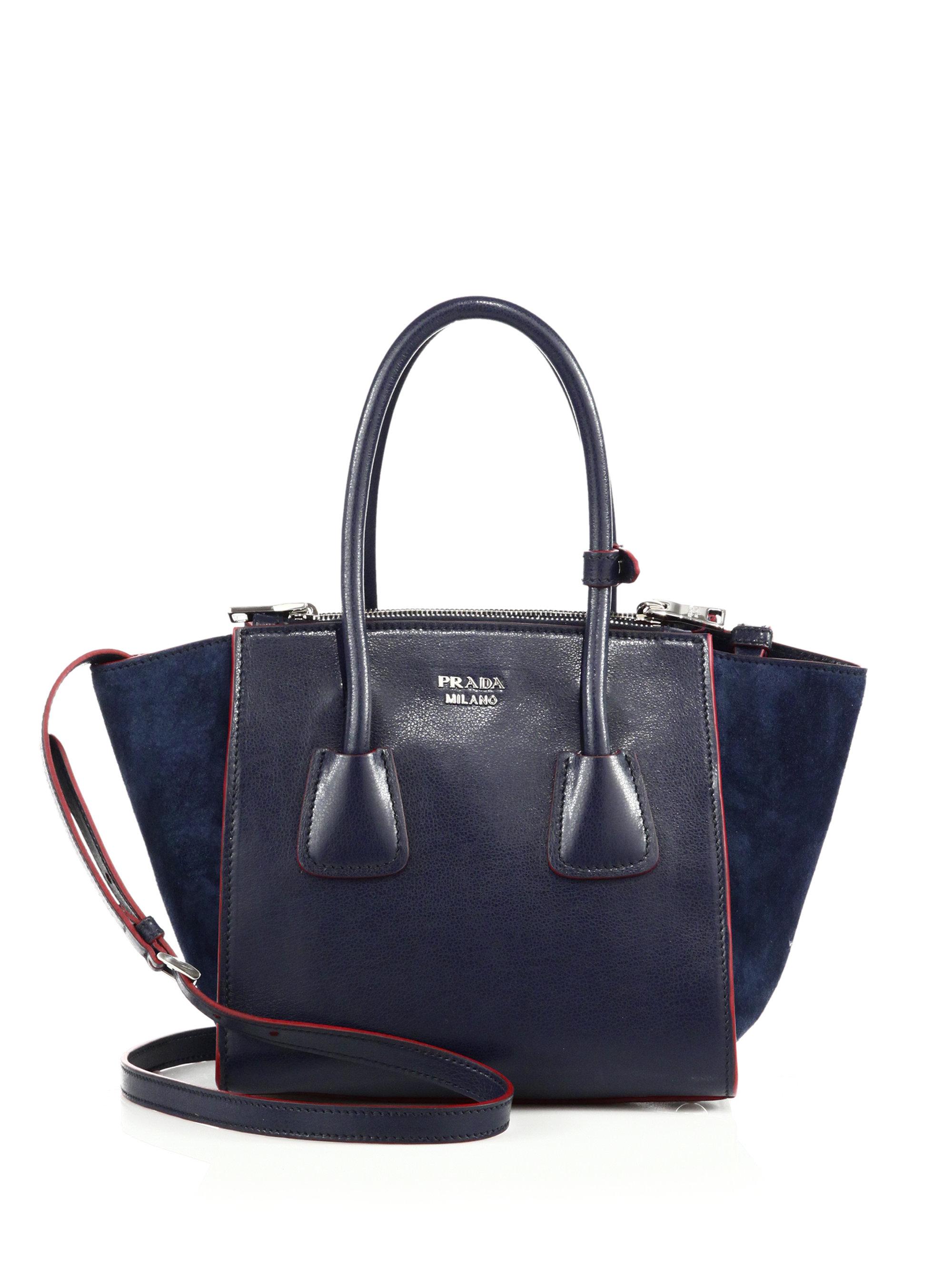 hot prada textured leather shoulder bag d99b4 624d3  buy prada twin pocket  tote bag b598b 92ef3 d512c4abc0