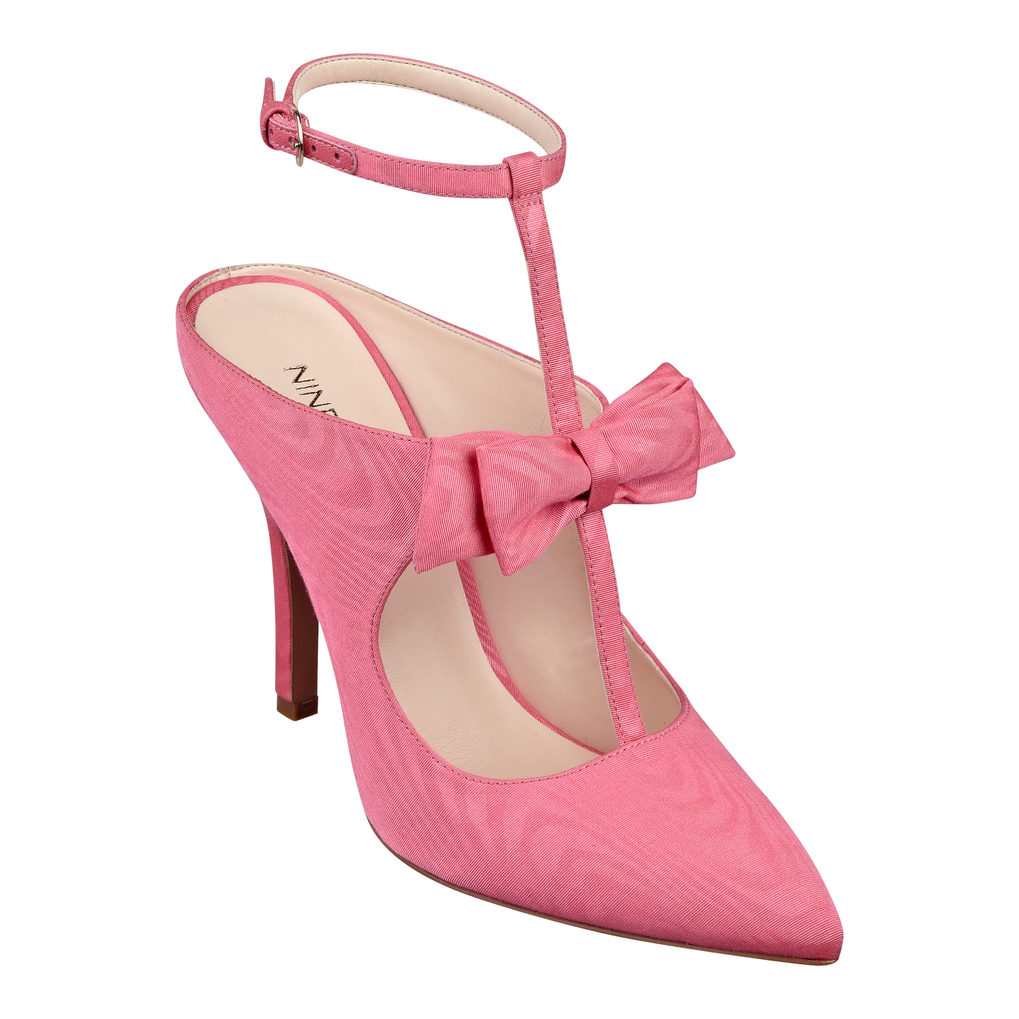 ae114a93952 Lyst - Nine West Janeil in Pink