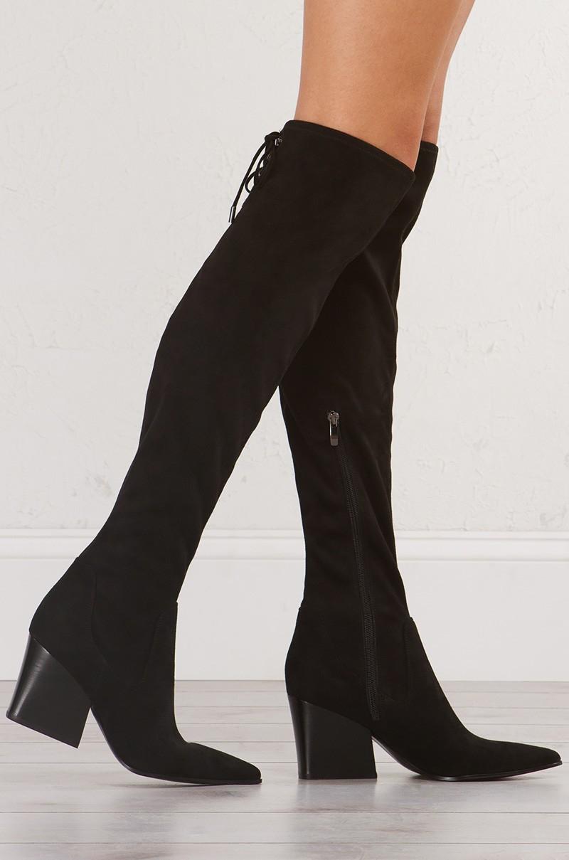 Kendall Kylie Fedra In Black Lyst