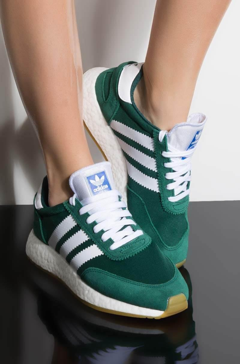 adidas Suede Women's I 5923 Runner Lace Up Sneakers in