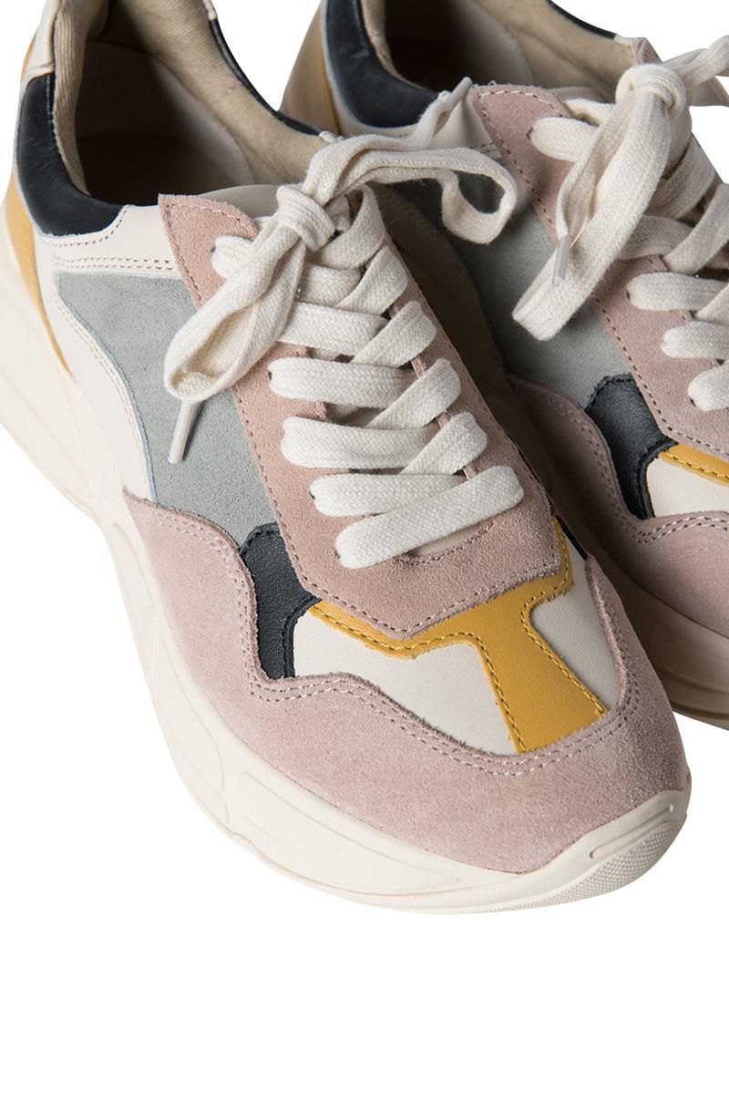 23aa8f60c61 Lyst - Steve Madden Your Dad s Best Sneakers in Pink