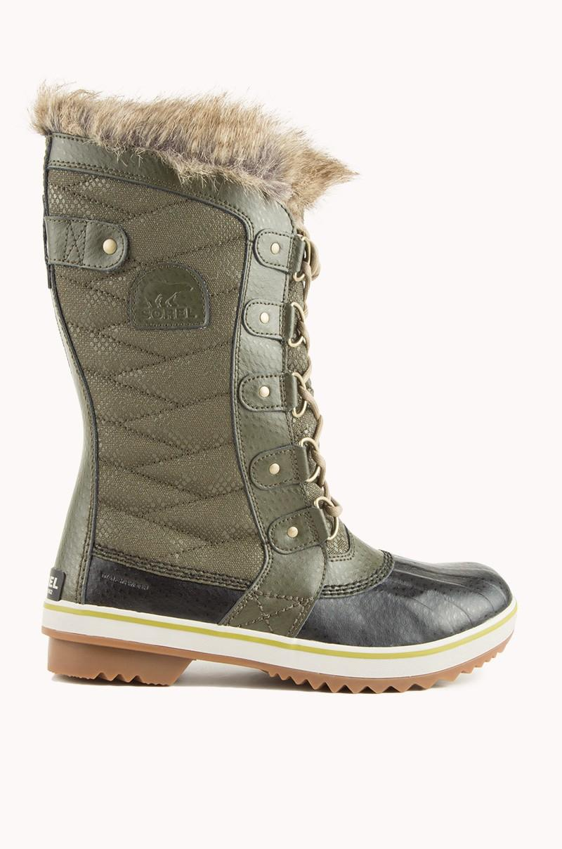 Lyst Sorel Womens Tofino Ii Boot In Green