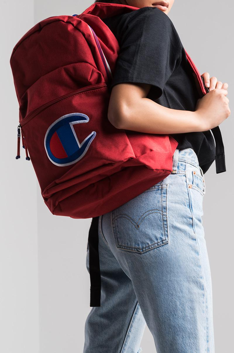 Lyst - Champion Life Supercize Backpack in Red d465c52b93d30