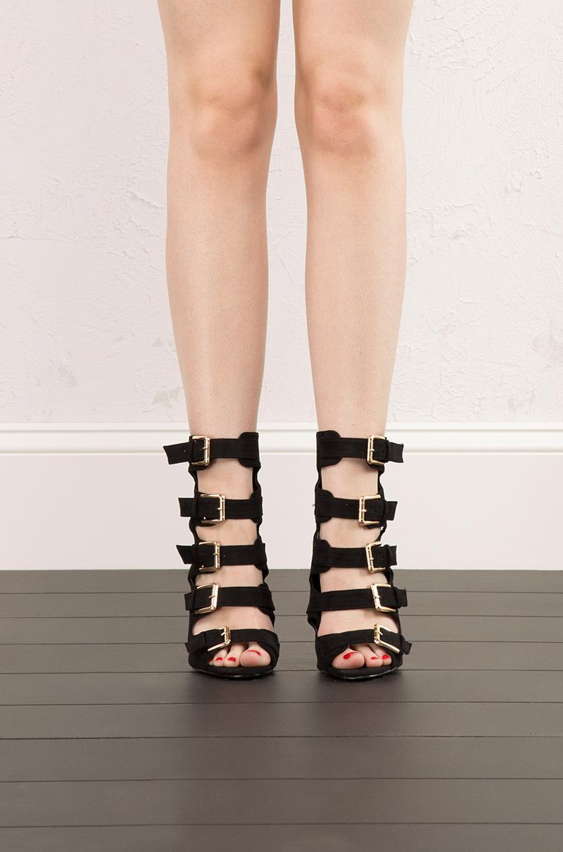 sale exclusive discount extremely Buckle Up Heel Sandals free shipping outlet store cheap sale lowest price free shipping 2015 gLQgtRYy