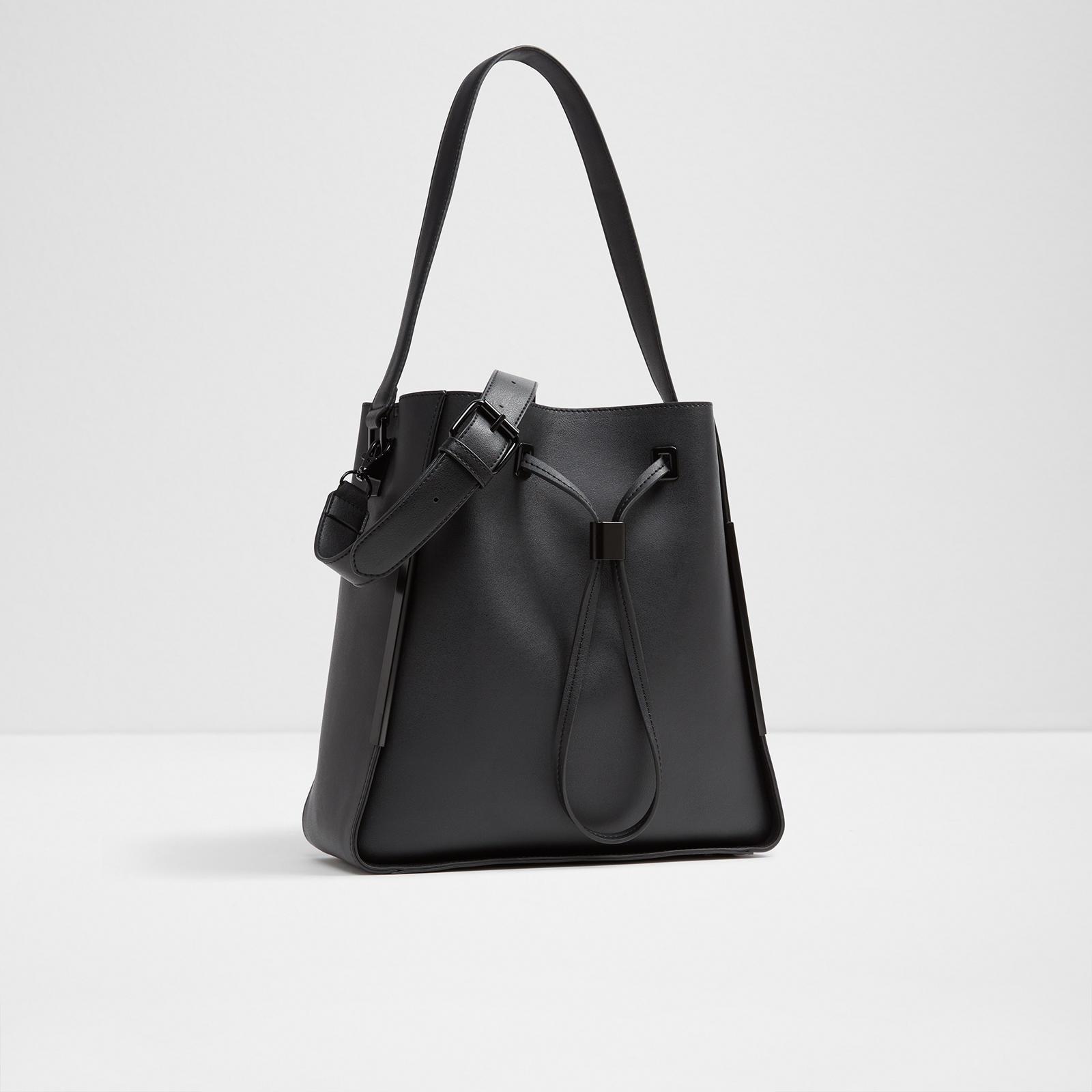 04185ce01c Lyst - ALDO Oceanna Shoulder Handbag in Black
