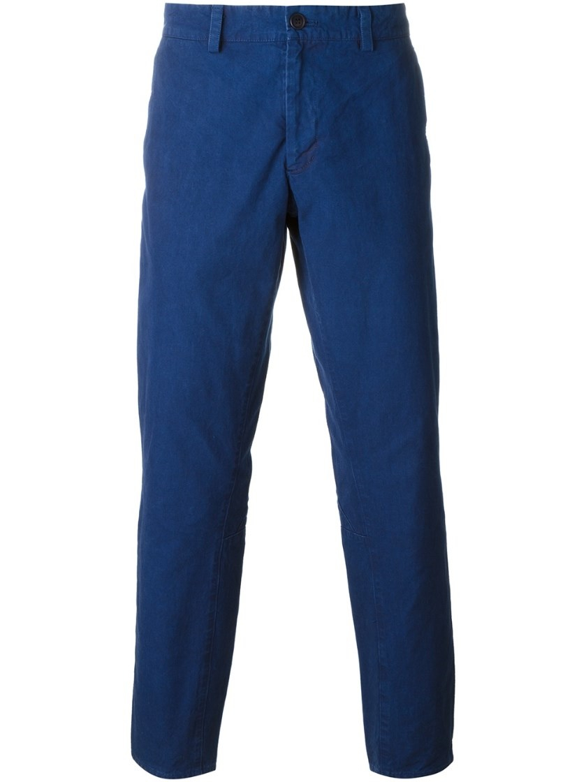 Chino Japan  city pictures gallery : Blue blue japan Chino Pants in Blue for Men | Lyst