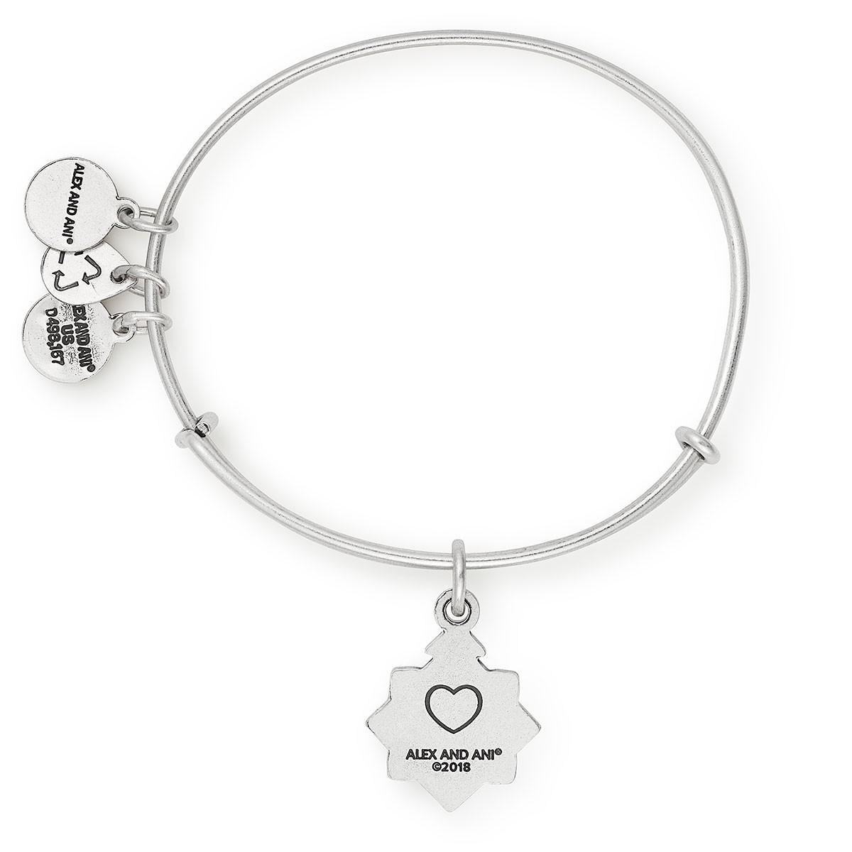 Alex And Ani Metallic Friend Charm Bangle Lyst View Fullscreen