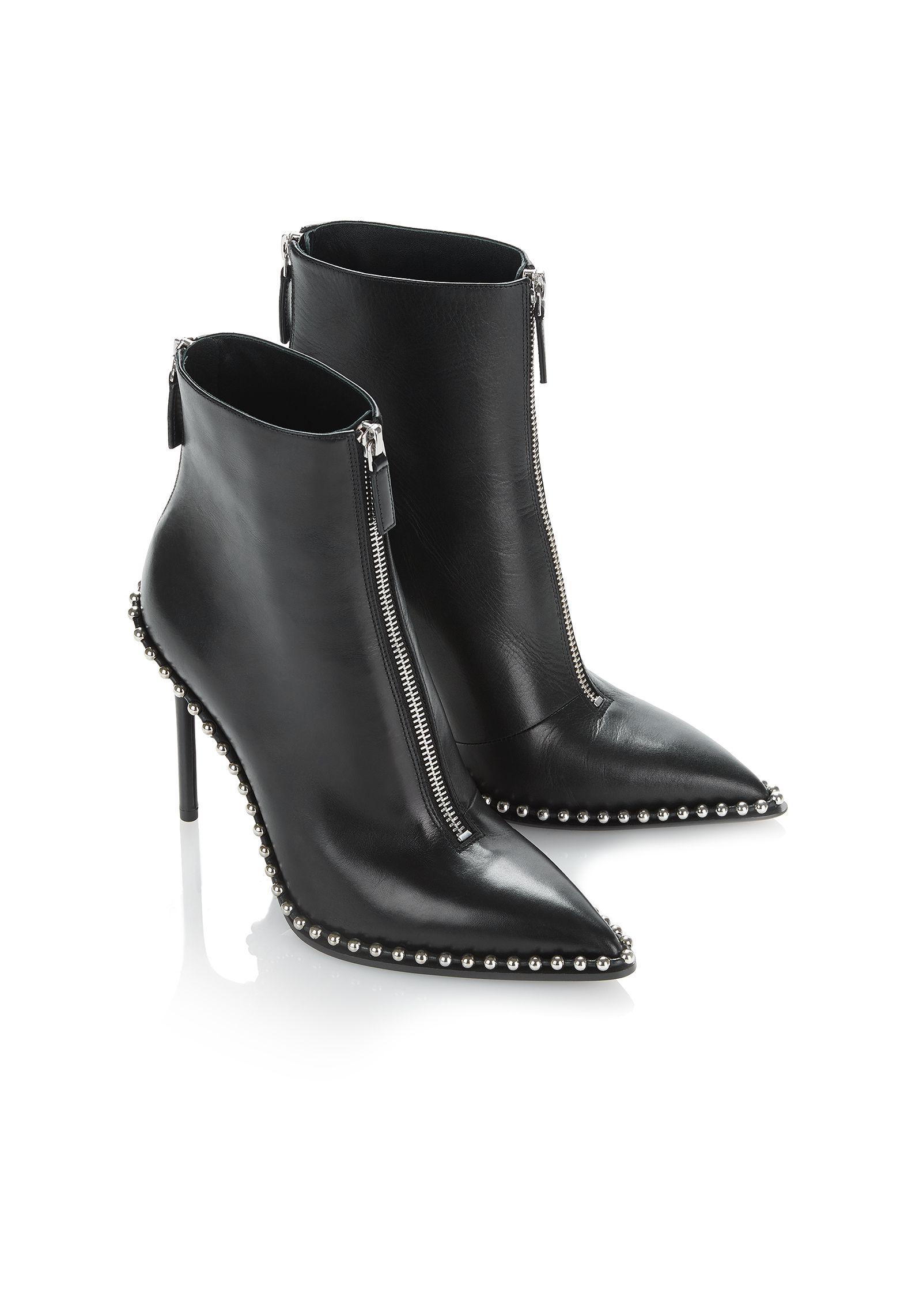 8adb3d33c4f Lyst - Alexander Wang Eri Boot in Black