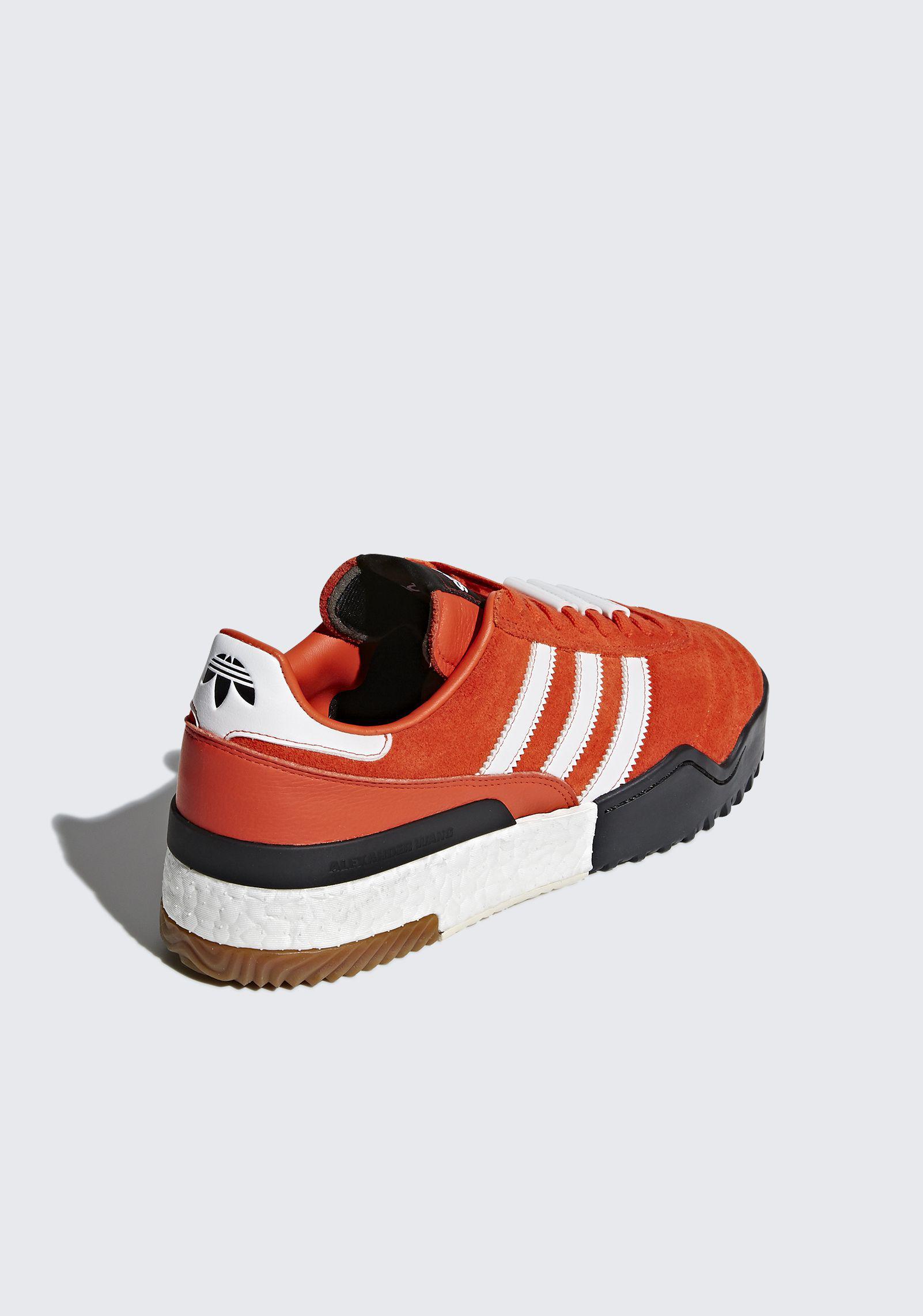 detailed look 8ecbf a9f6b Lyst - Alexander Wang Adidas Originals By Aw Bball Soccer Sh