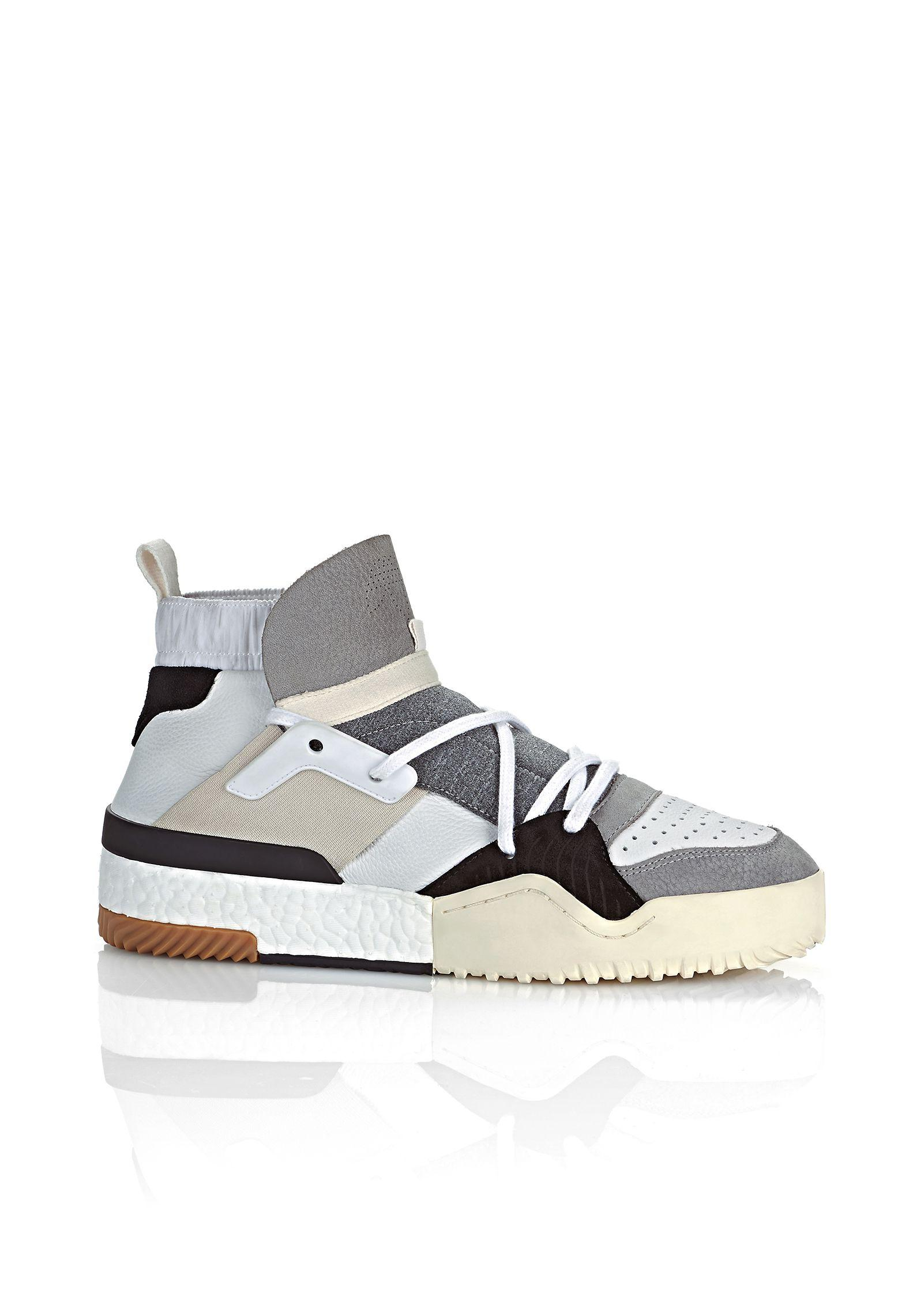 cad252ef4877 By Lyst Alexander Adidas White X Originals Aw Wang Bball Shoes In rX6rOwBqT
