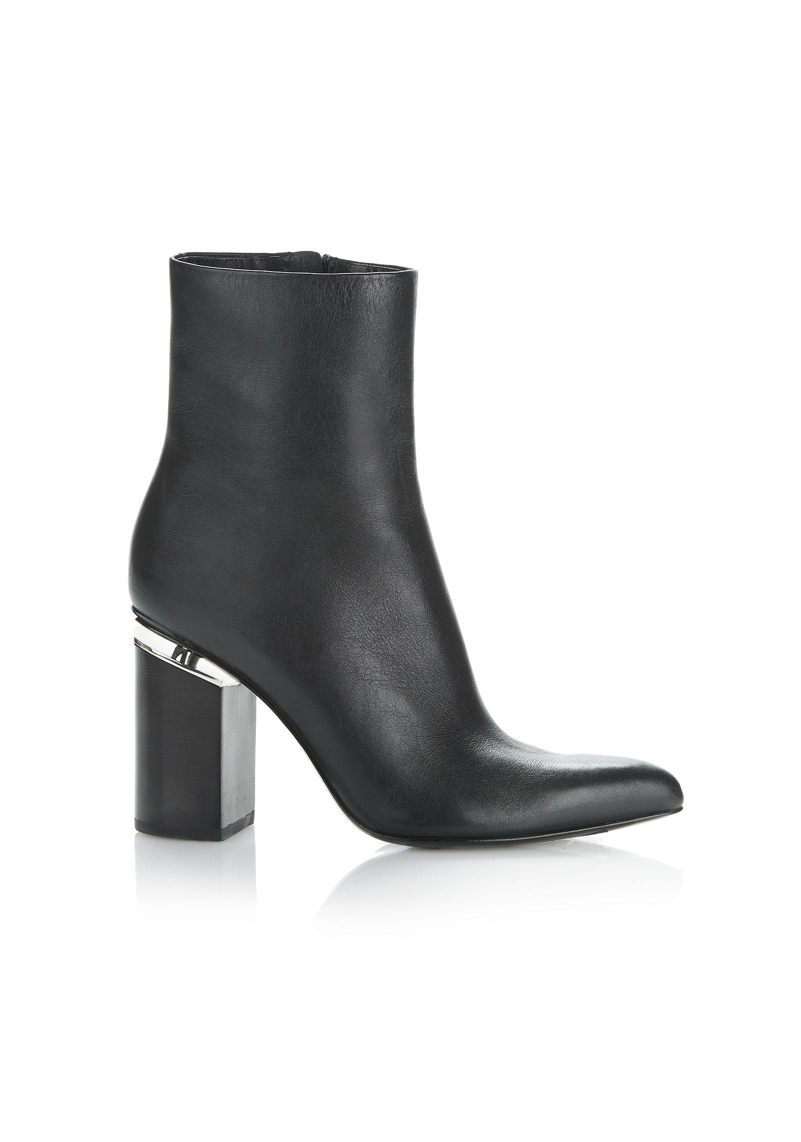 Kirby high heel booties - Black Alexander Wang Ko1ju2ny6Y