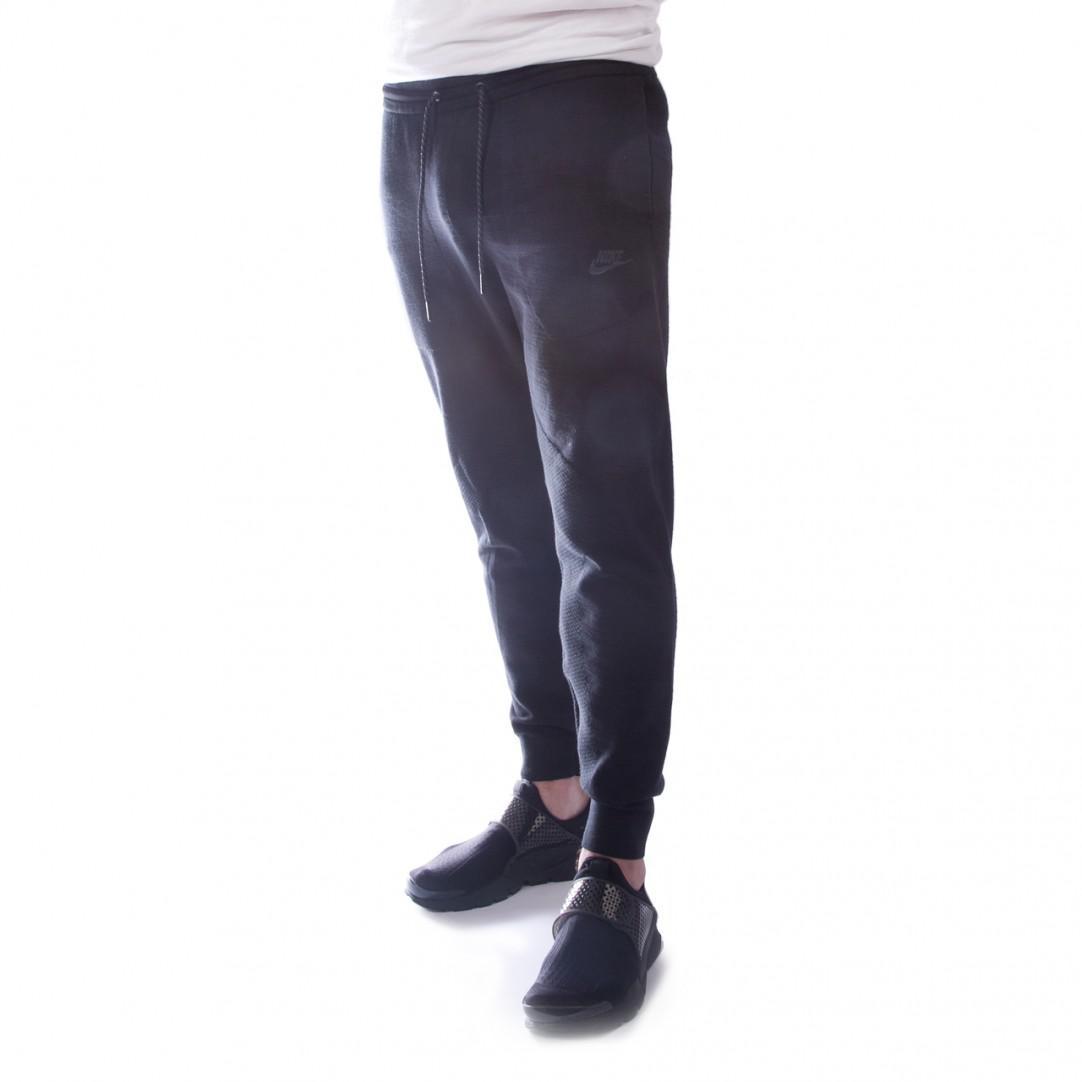 54084cba08a3 Lyst - Nike Tech Knit Jogger Pants in Black for Men
