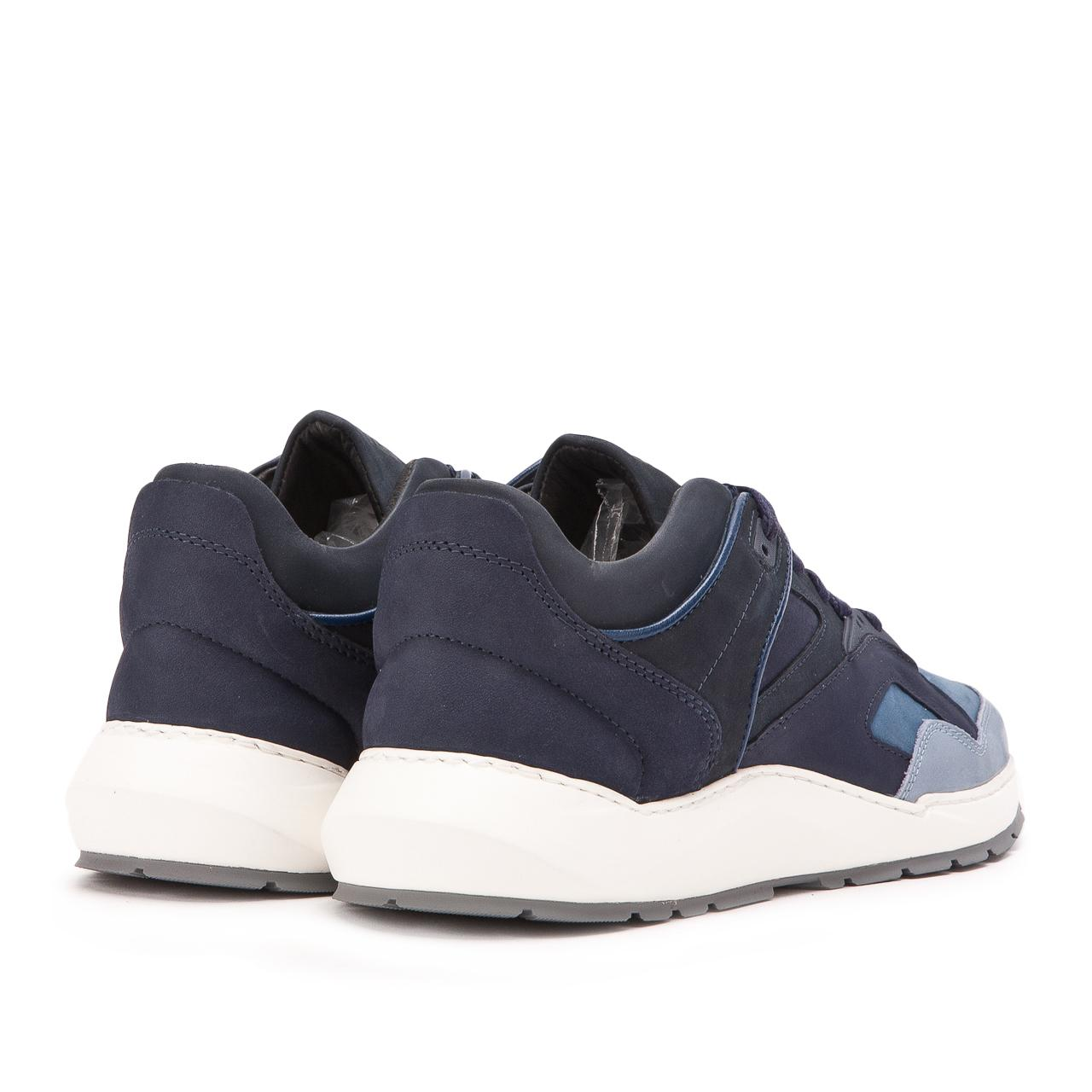 879c87a465b10b Filling Pieces Low Legacy Arch Runner Foil in Blue for Men - Lyst