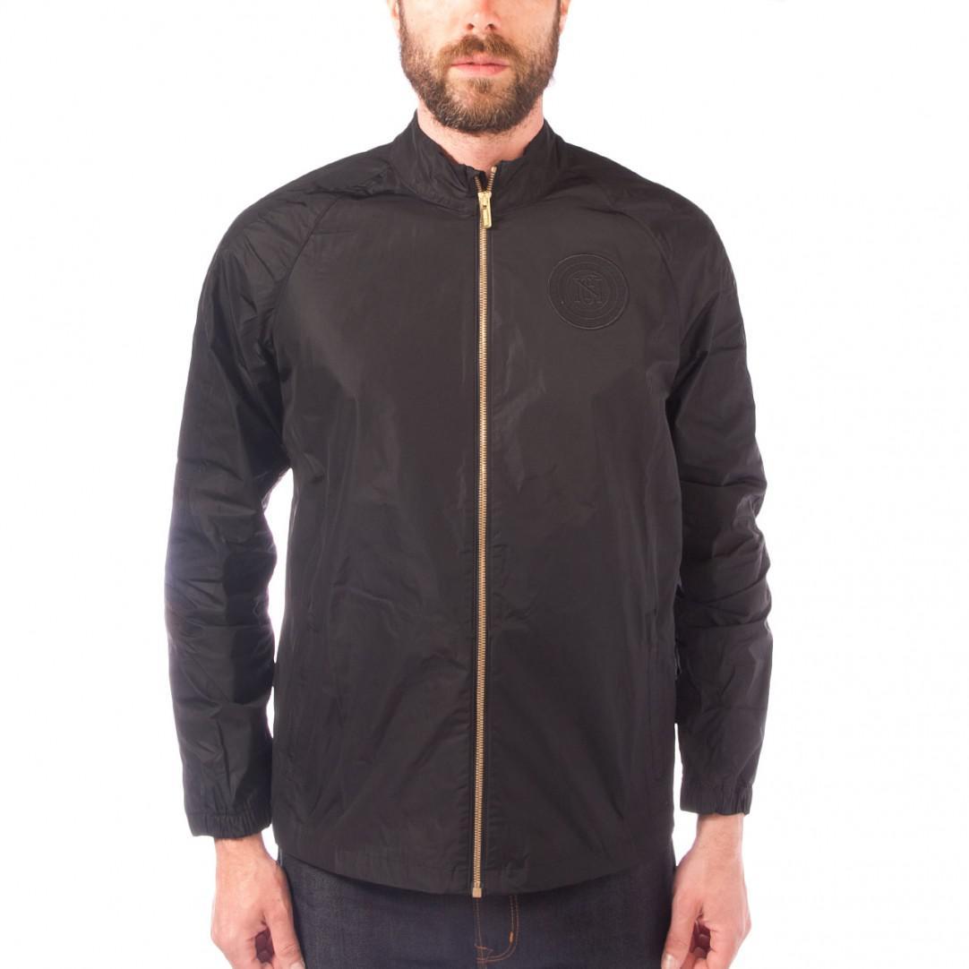 bdb2f7de4a Nike Nike Fc N98 Windbreaker Jacket in Black for Men - Lyst