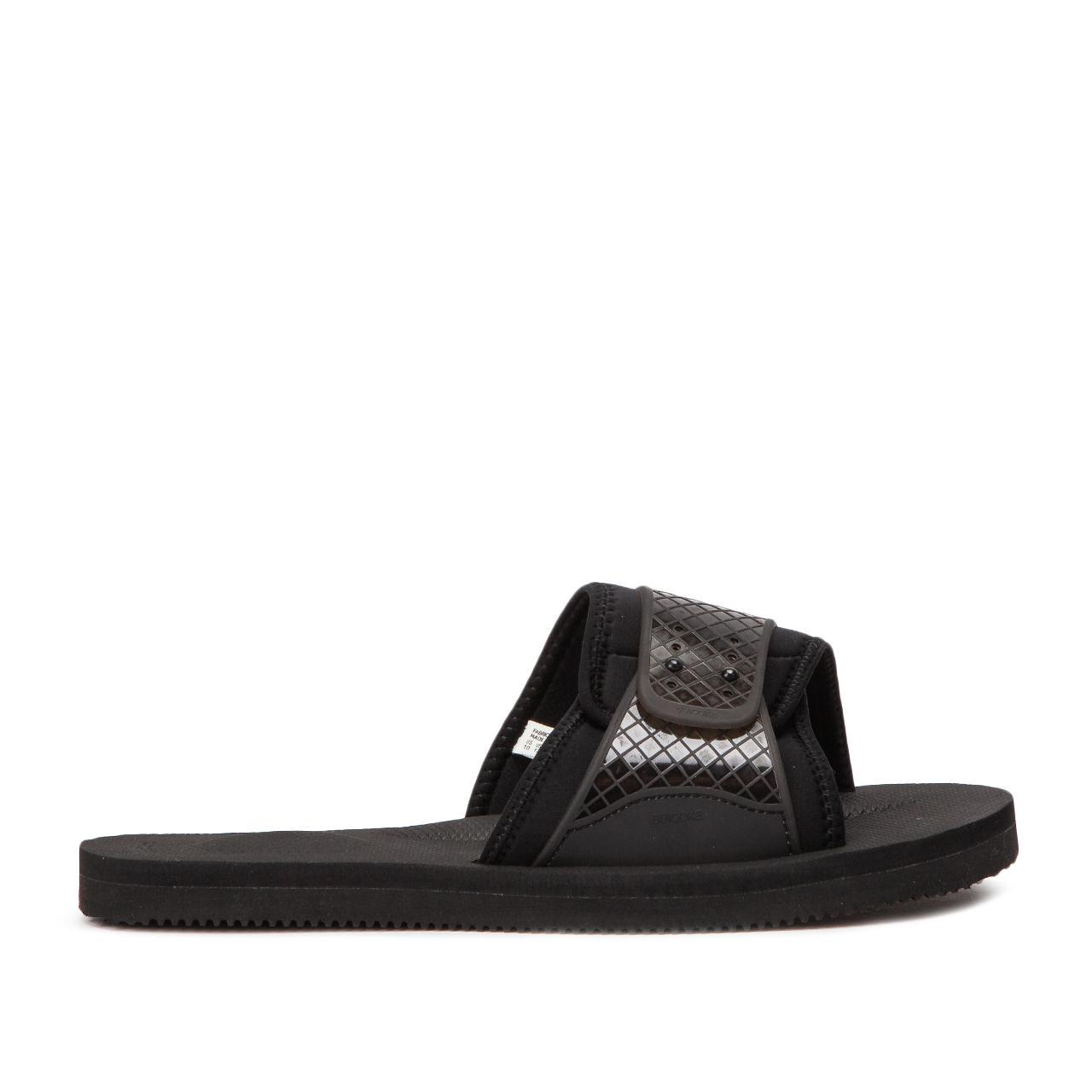 ce2f6ddd77ae Suicoke - Black Sandals Siv for Men - Lyst. View fullscreen