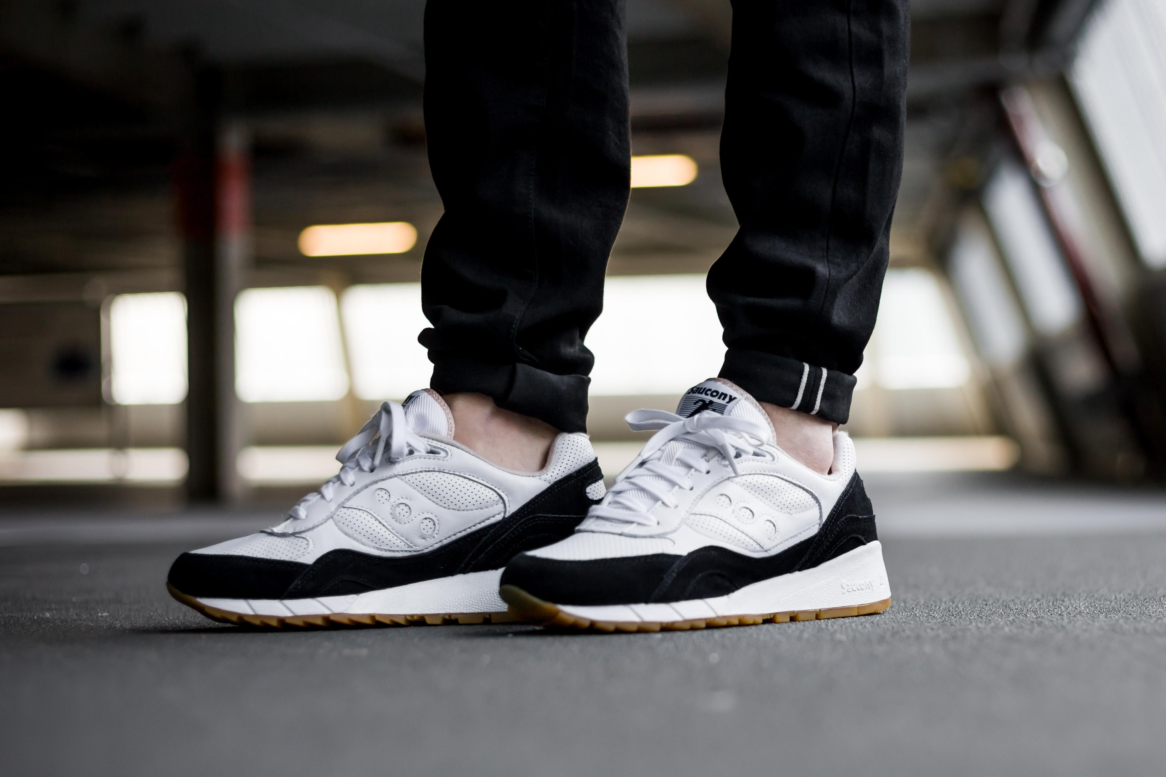 White Men Perf Ht Shadow For Lyst 6000 Saucony In xw8IYw7q
