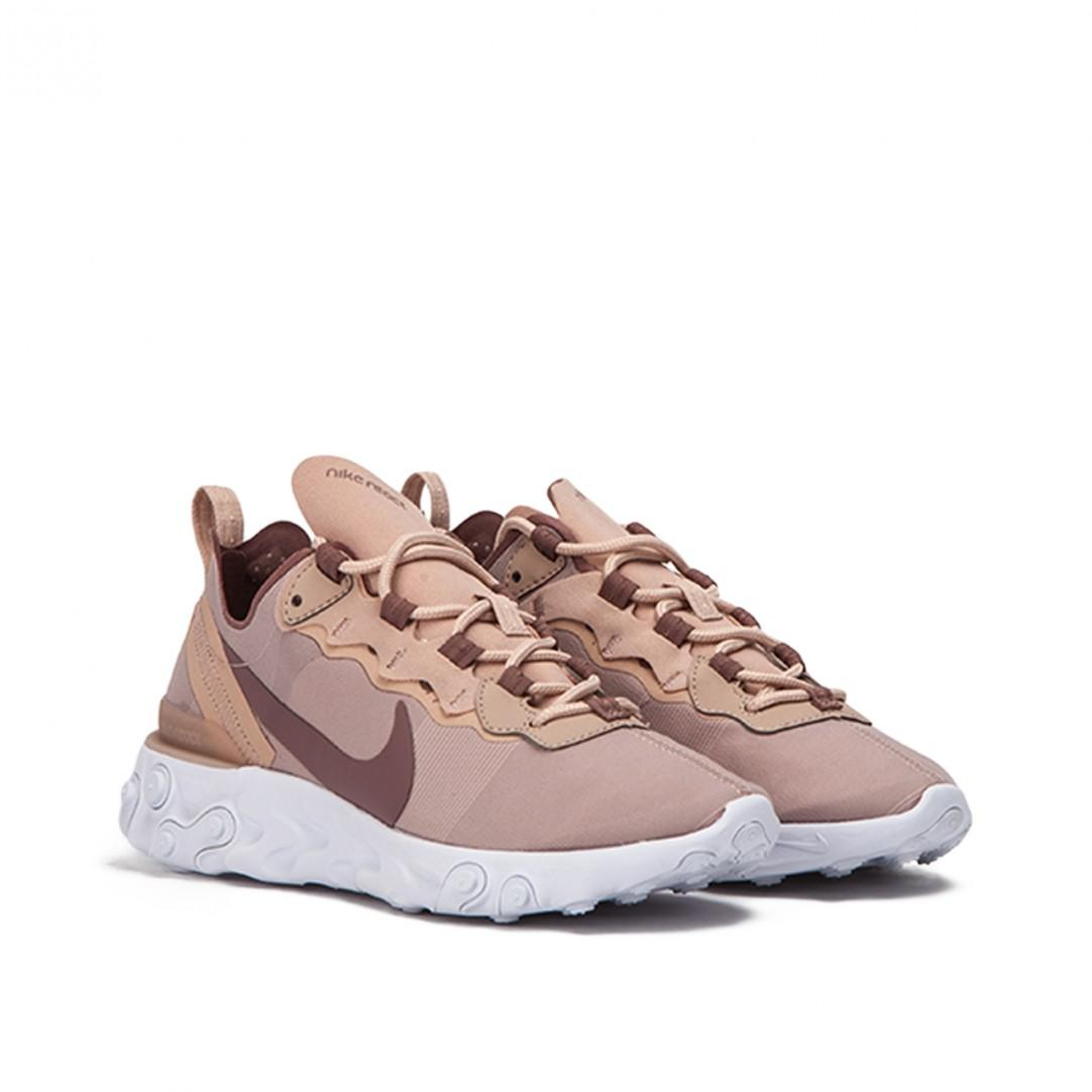 fbee11910330 Lyst - Nike Nike Wmns React Element 55 in Natural for Men