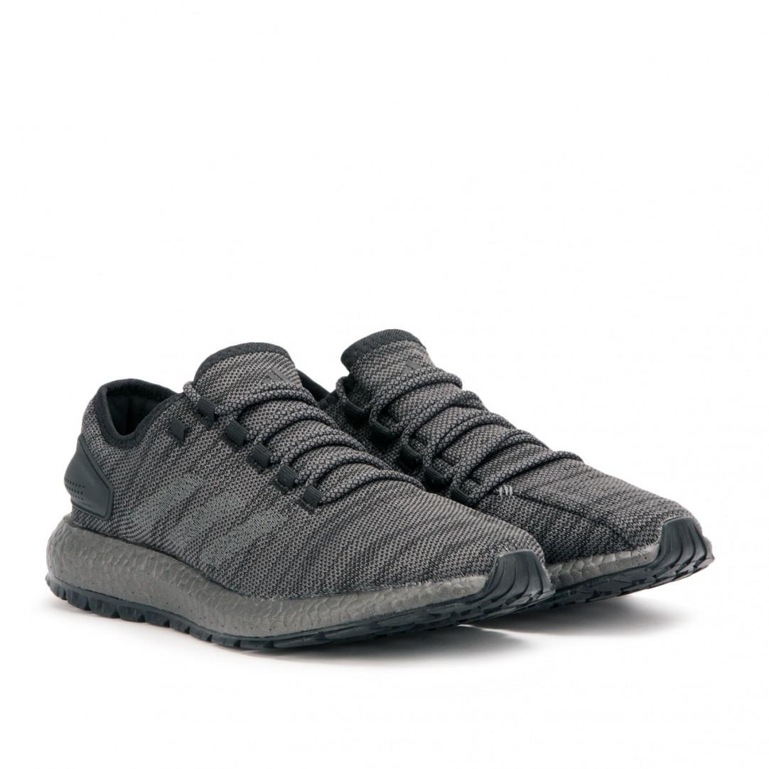 933968d032415 ... official store adidas. mens pure boost all terrain triple black 3ede2  c195f ...