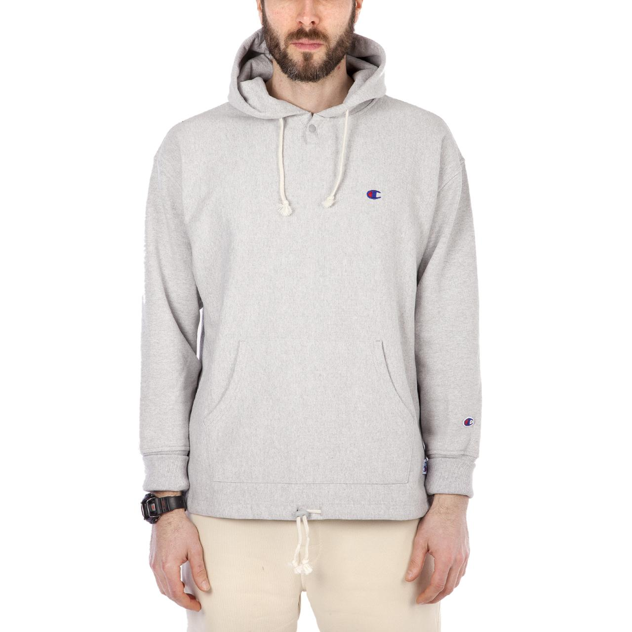 b050d7ce0be3 Champion X Beams Reverse Weave Terry Hooded Sweat in Gray for Men - Lyst