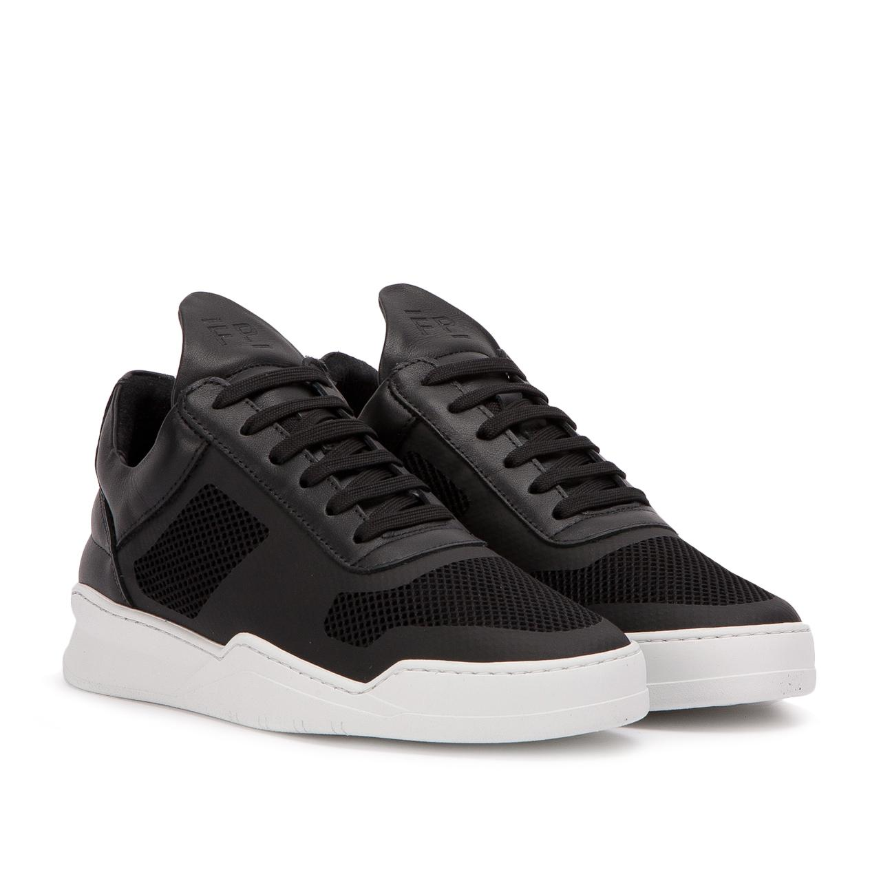 a7d6a235ab4 Filling Pieces Low Top Ghost Layer in Black for Men - Lyst