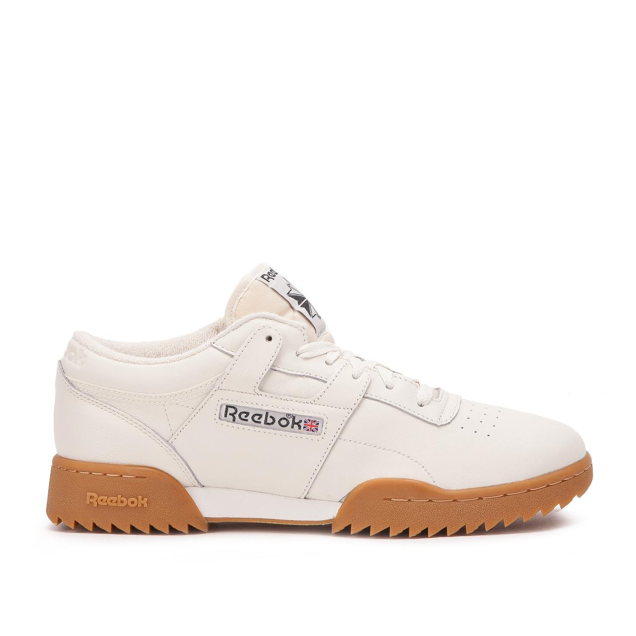 Reebok Workout Clean Ripple Vintage in White for Men - Save ... b2fea5757