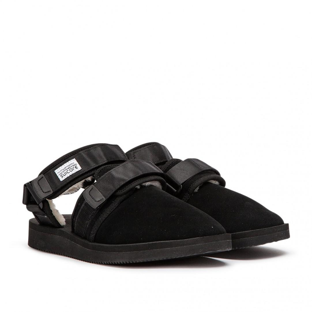 07cb15a45a Suicoke Sandals Nots-mab in Black for Men - Lyst