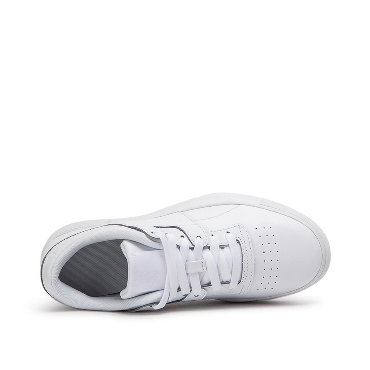 46a0375b5d9f7 Reebok - White Wmns Workout Lo Fvs for Men - Lyst. View fullscreen