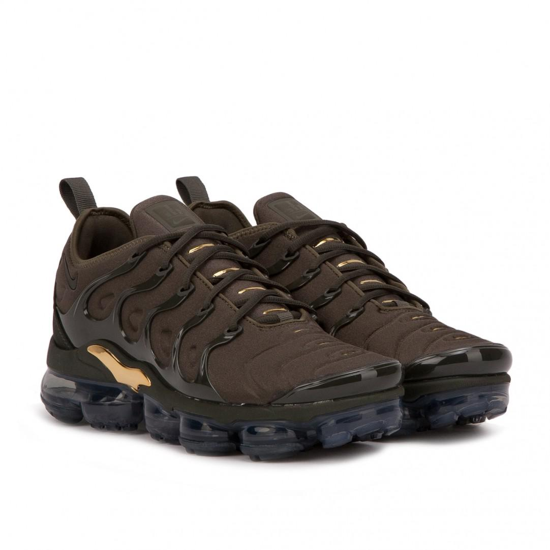 2f8d88d551 ... germany nike nike air vapormax plus in green for men lyst a4463 eea77