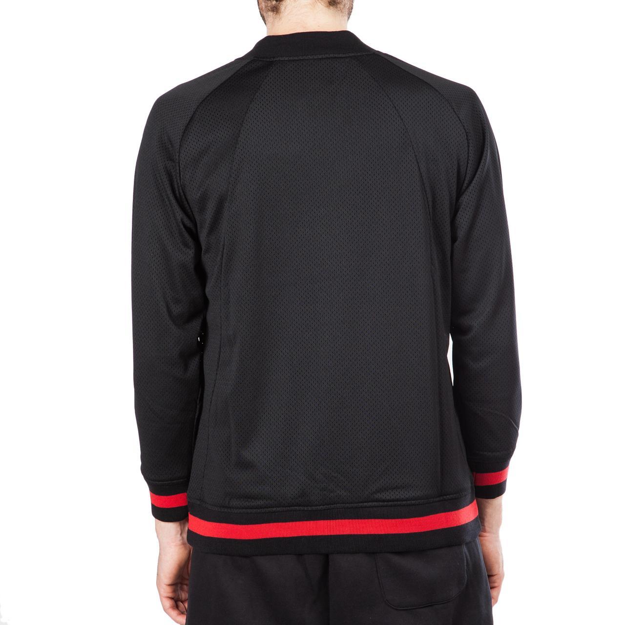 e17394bb73dbdb Nike - Black Nike Air Jordan Sportswear Mesh Bomber