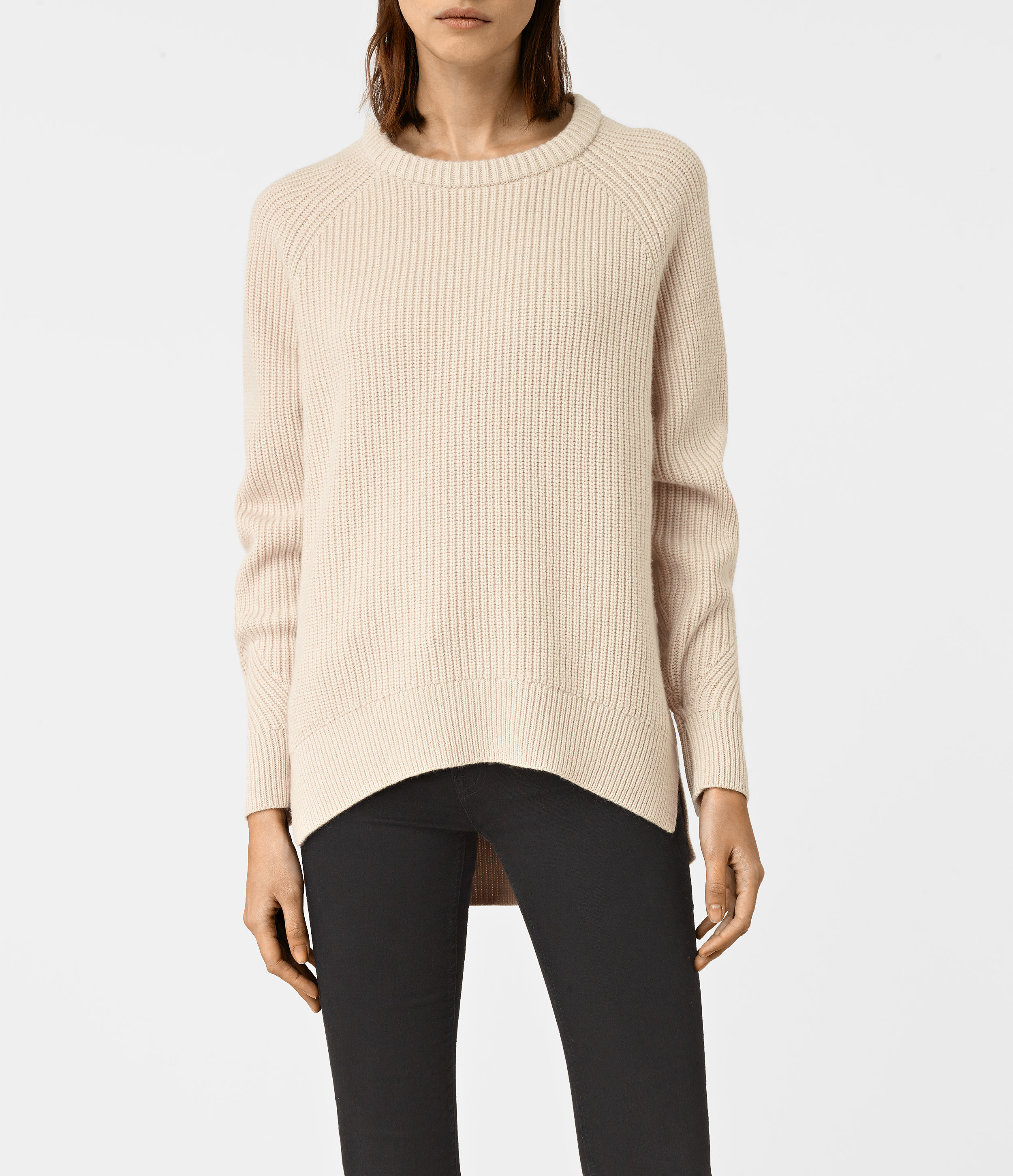 Popular Online AllSaints Alyse Embellished Jumper Cheap Explore Official THRnw1A8