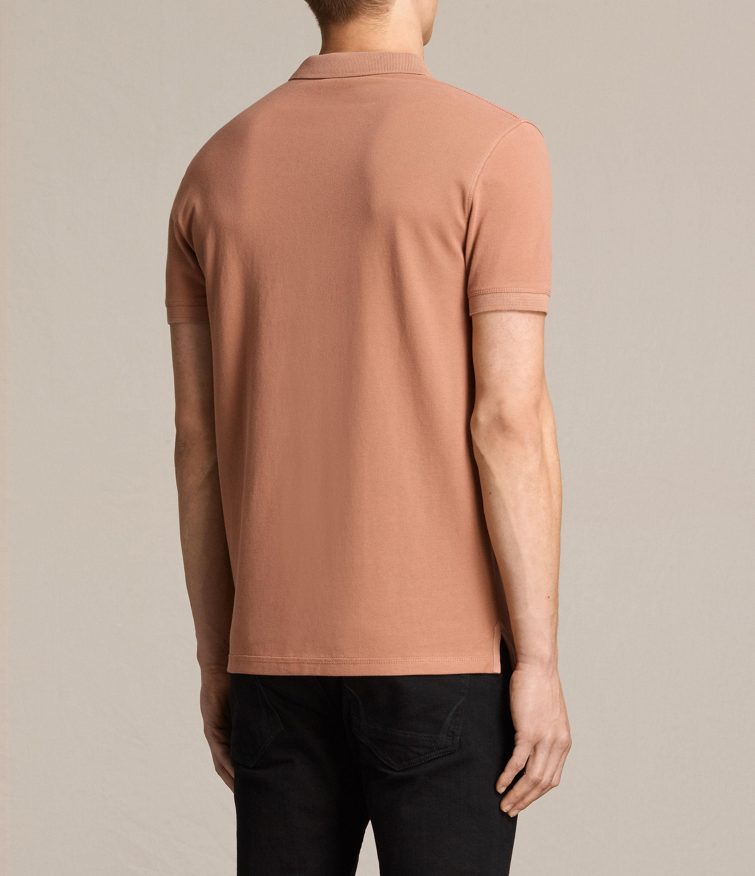 Lyst allsaints reform polo shirt for men for All saints polo shirt