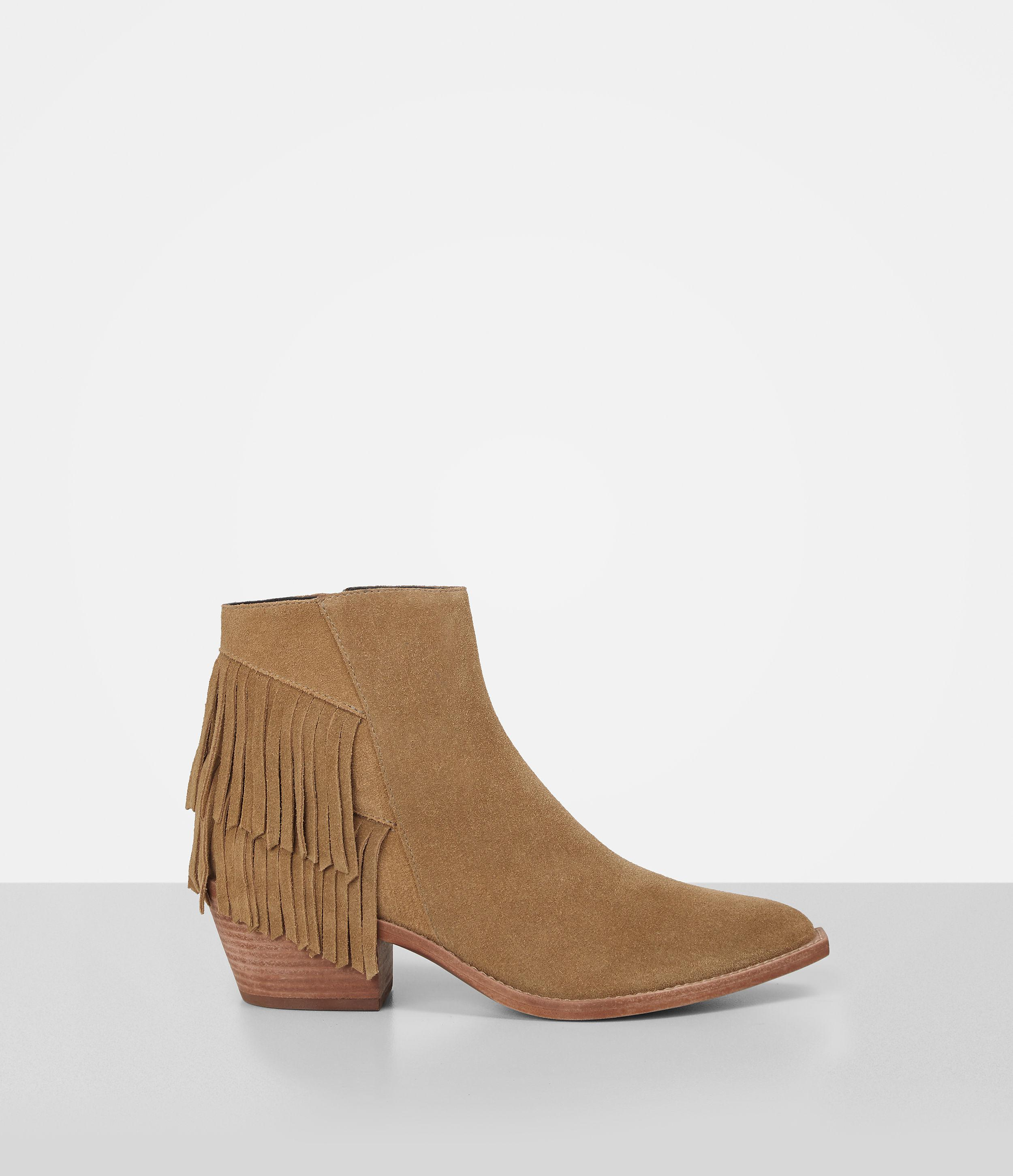 faaaf9489f11a2 Lyst - AllSaints Salerno Suede Boot