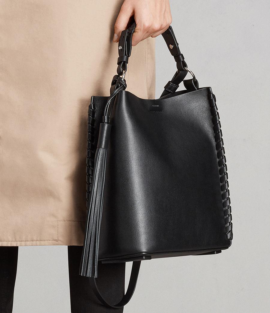 AllSaints Kepi Shoulder Bag Cheap Usa Stockist Classic For Sale Best Prices Cheap Price Discount The Cheapest pMj7czggN