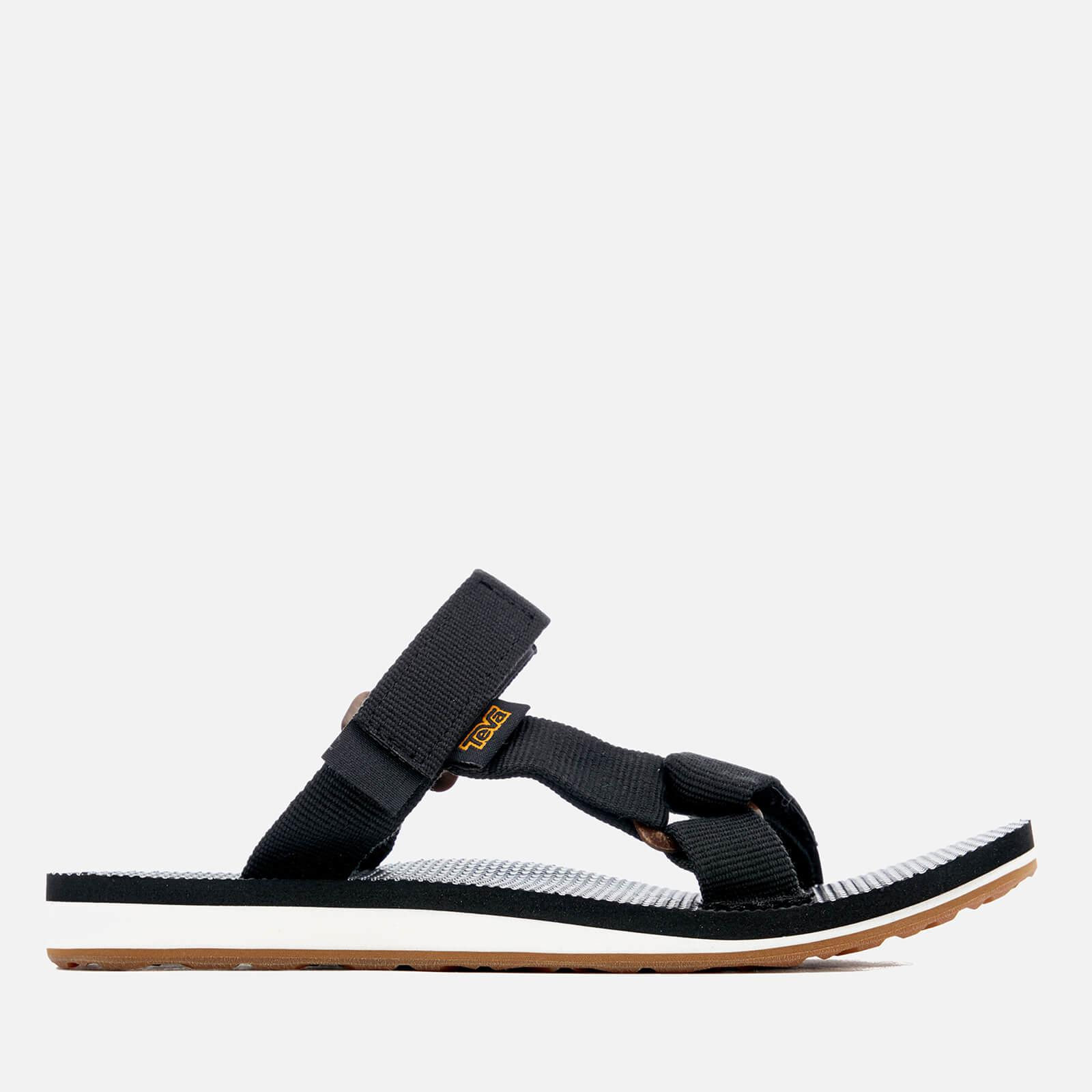 3a4c3214aa0 Lyst - Teva Universal Slide Sandals in Black