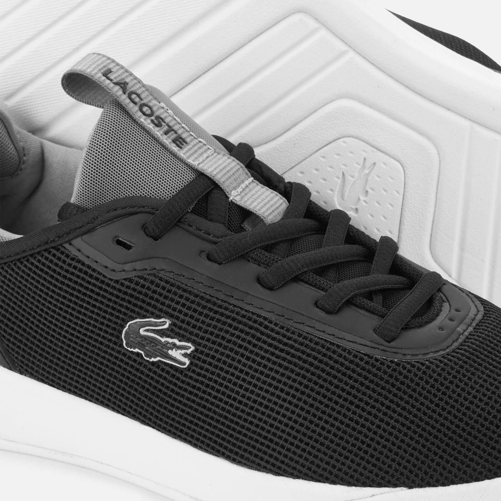 b66aa9338fa1 Lacoste - Black Lt Spirit 2.0 318 2 Textile Runner Style Trainers - Lyst.  View fullscreen