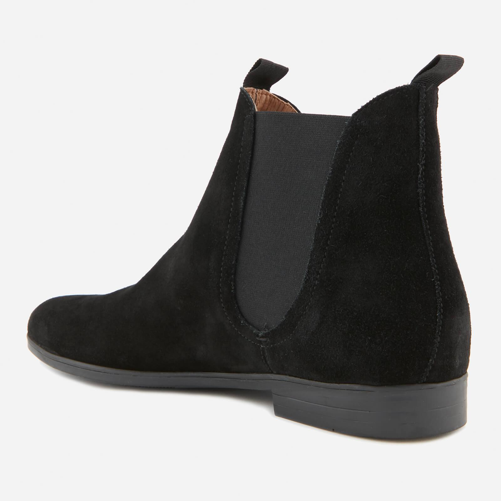 Chelsea By Save Suede Boots Atherstone Black For H In Men Hudson wPn0Ok