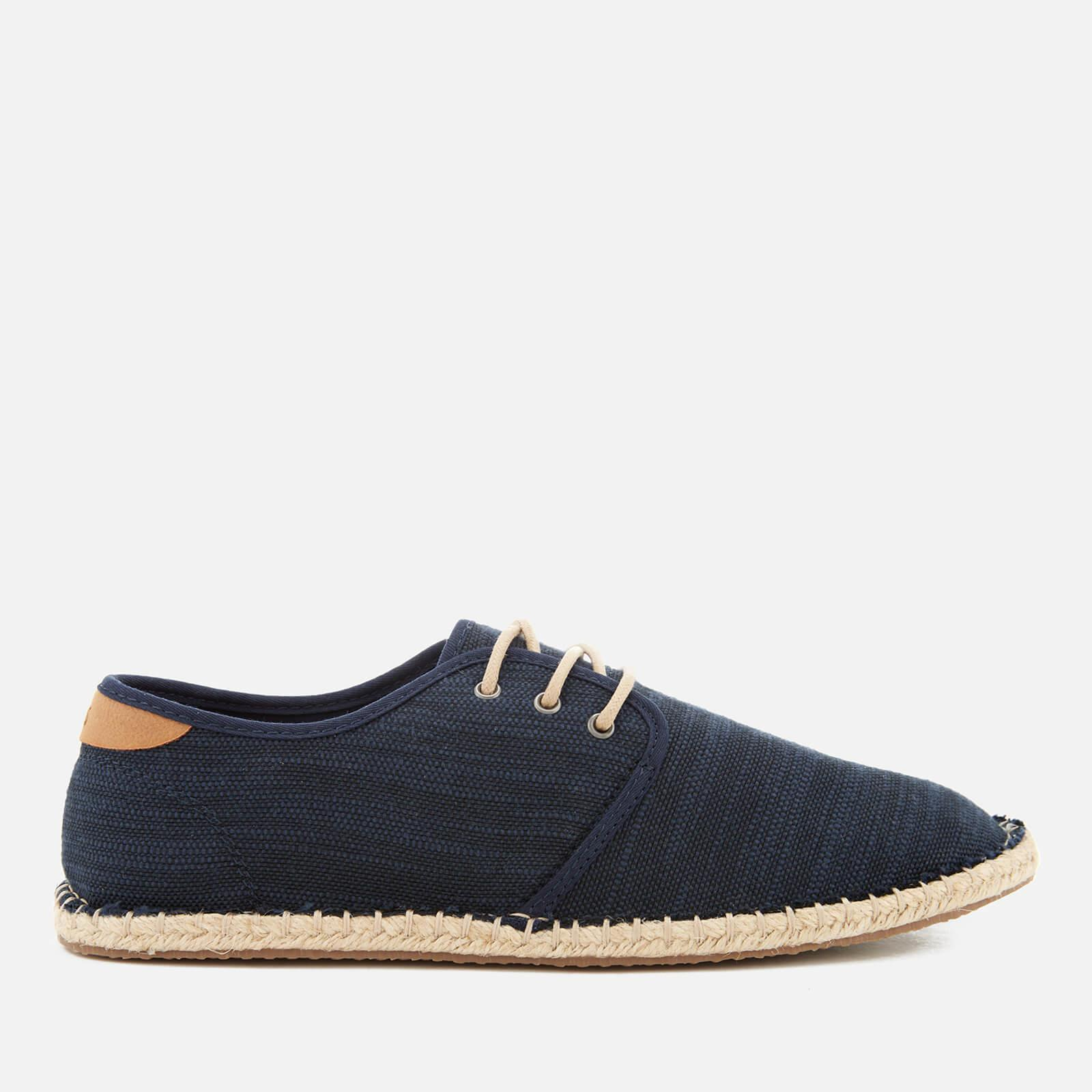 24eff734987 TOMS Diego Canvas Lace Up Espadrilles in Blue for Men - Lyst