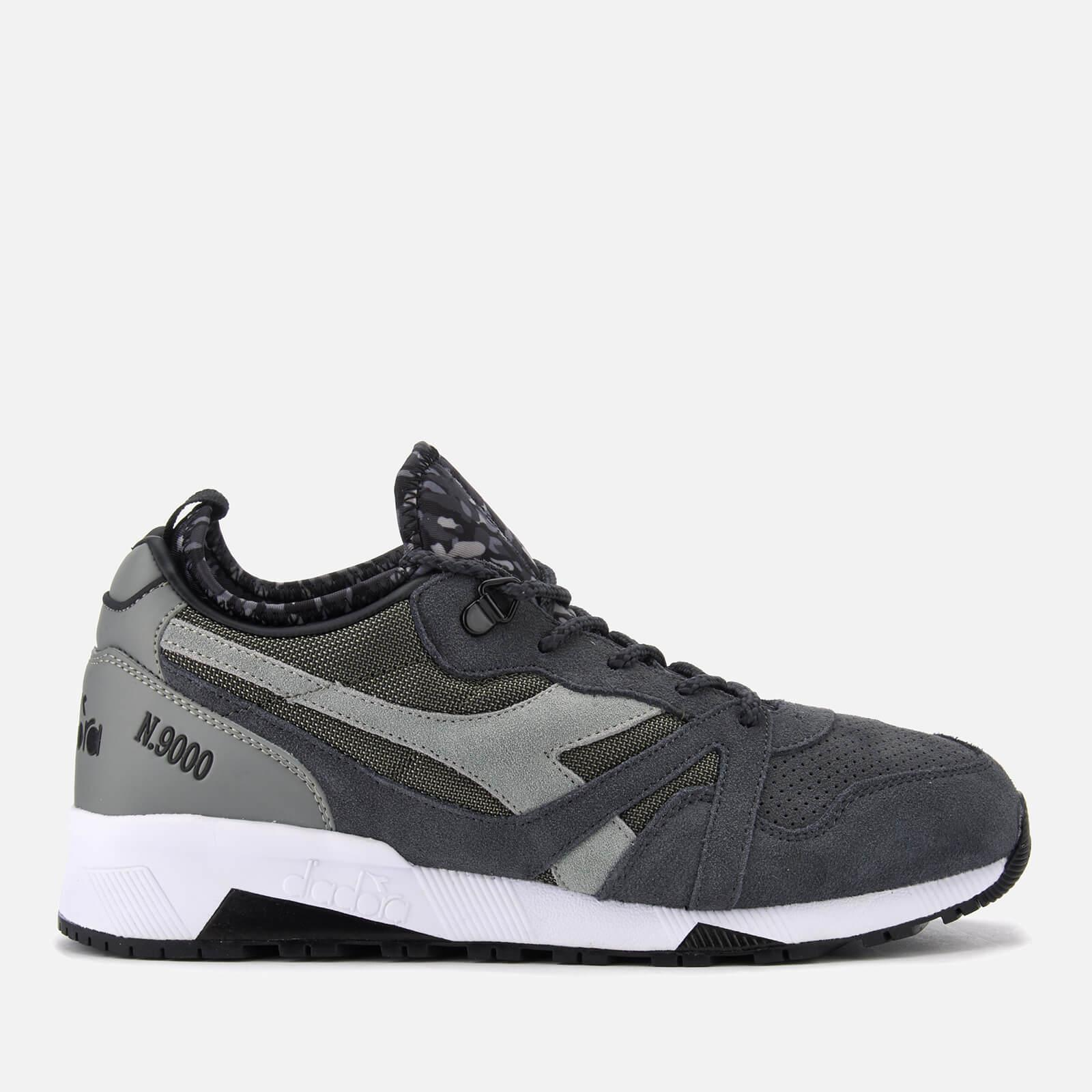 Diadora N9000 Camo Socks Pack Trainers in Gray for Men - Lyst fe7423bcce