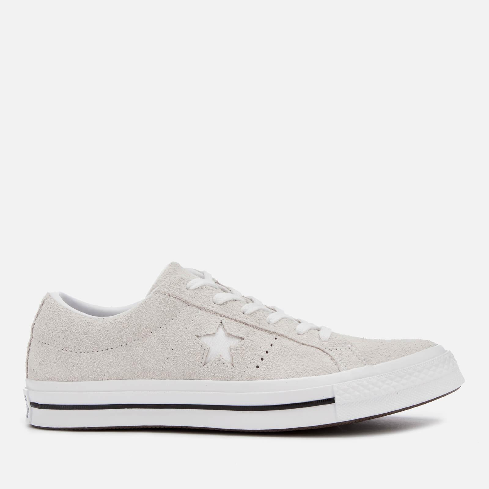 807bbef23c7072 Lyst - Converse One Star Ox Trainers in White for Men