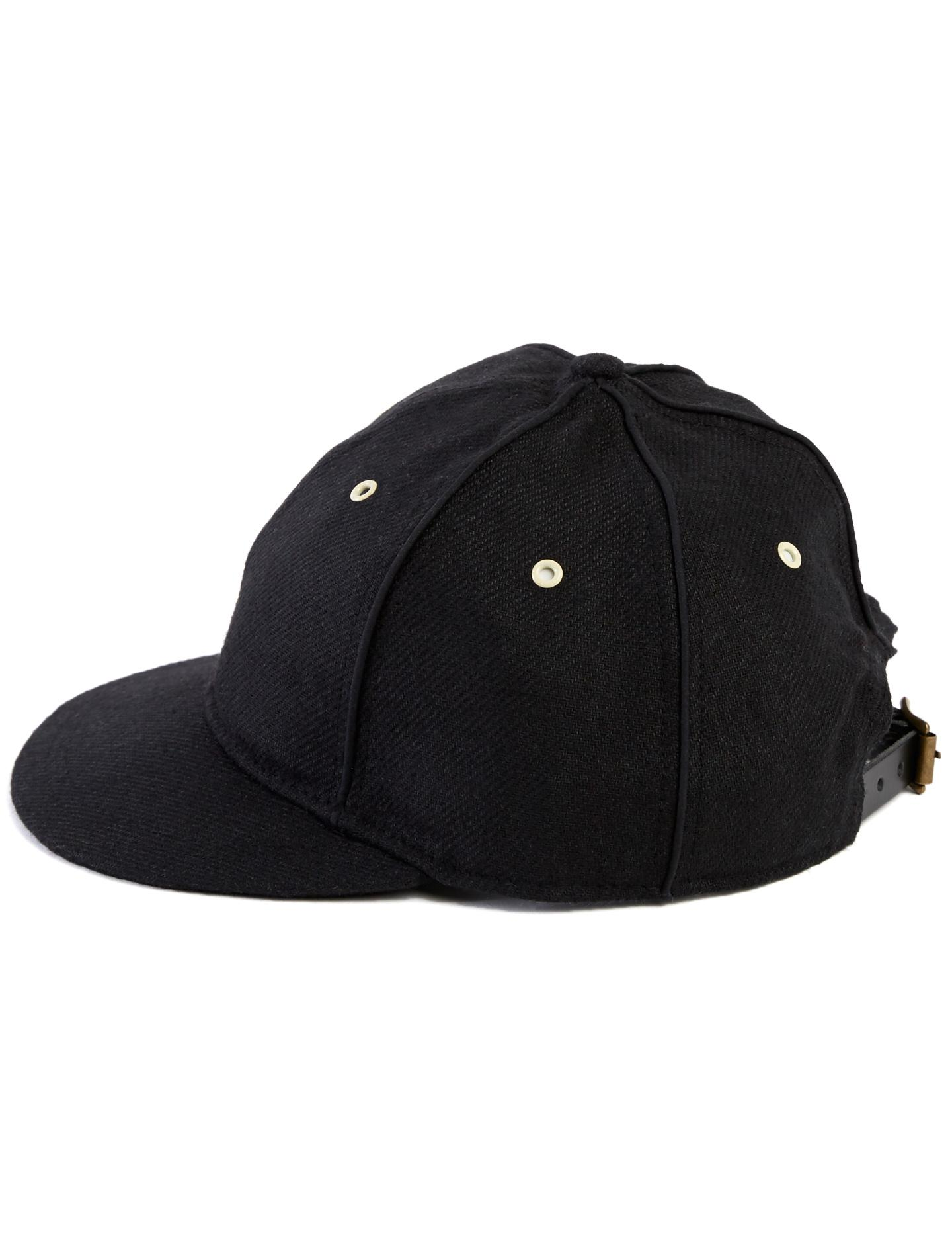 Lyst - Alternative Apparel The Wagner Old Time Shortbill Ball Cap in ... e9434bfcc1f
