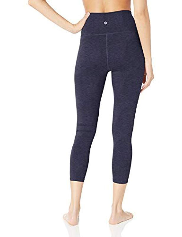 14784ac2307 Lyst - Core 10 Amazon Brand - (xs-3x) Corecomfort High Waist Yoga 7 8 Crop  Legging - 24
