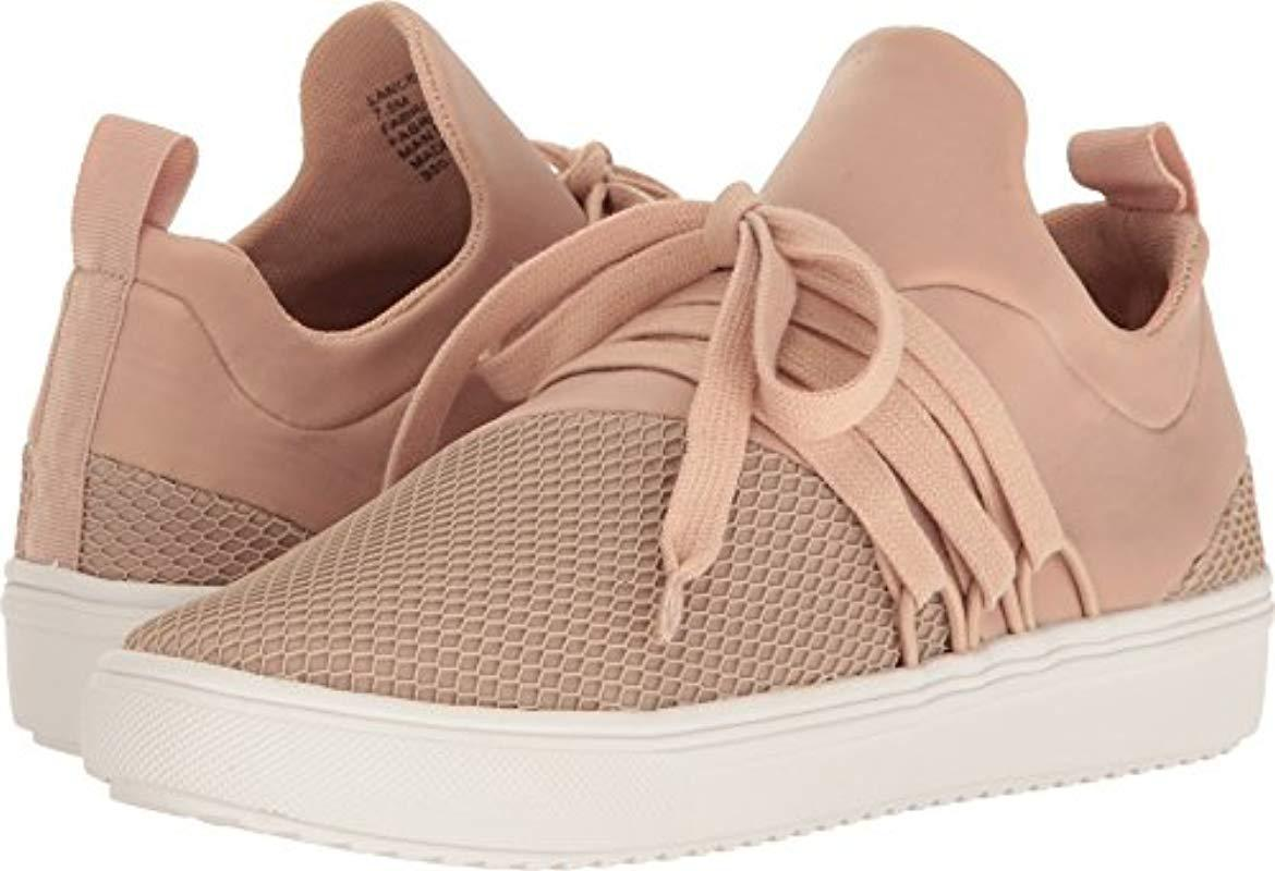953b8a718fb Lyst - Steve Madden Lancer Fashion Sneaker in Natural