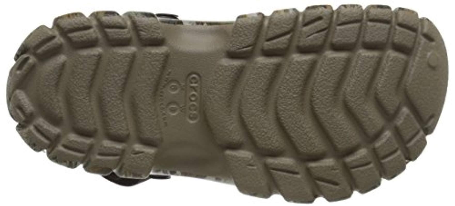 dfae8a9178bb4f Crocs™ - Multicolor Unisex Offroad Sport Realtree Max 5 Mule - Lyst. View  fullscreen