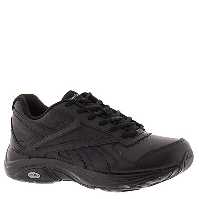 56977f071c1 Lyst - Reebok Ultra V Dmx Max Walking Shoe in Black for Men - Save ...