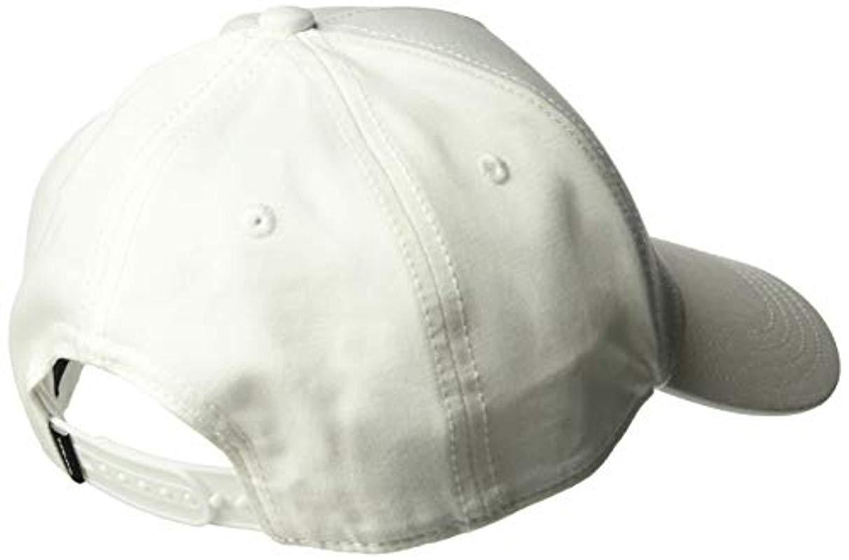 6aa4b0c0025 DIESEL - White Cindi-max Hat for Men - Lyst. View fullscreen