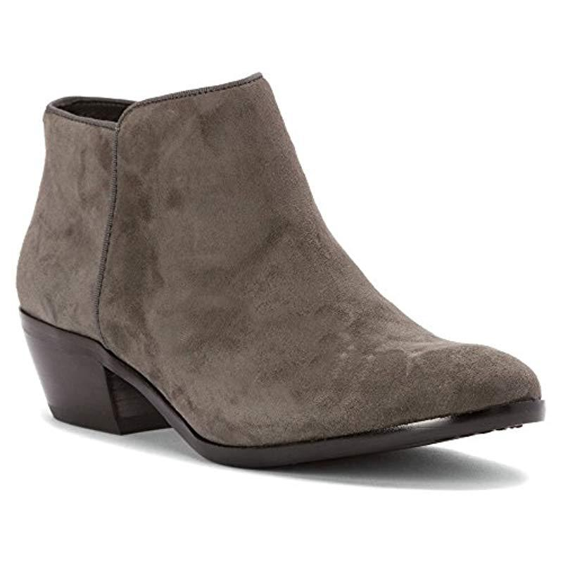 742633df2 Lyst - Sam Edelman Petty Ankle Boot in Gray