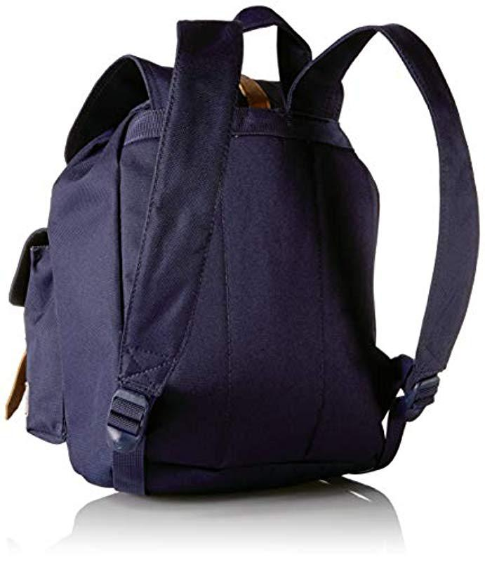 Herschel Supply Co. - Blue Dawson X-small Backpack for Men - Lyst. View  fullscreen cccf1b53b5ee8