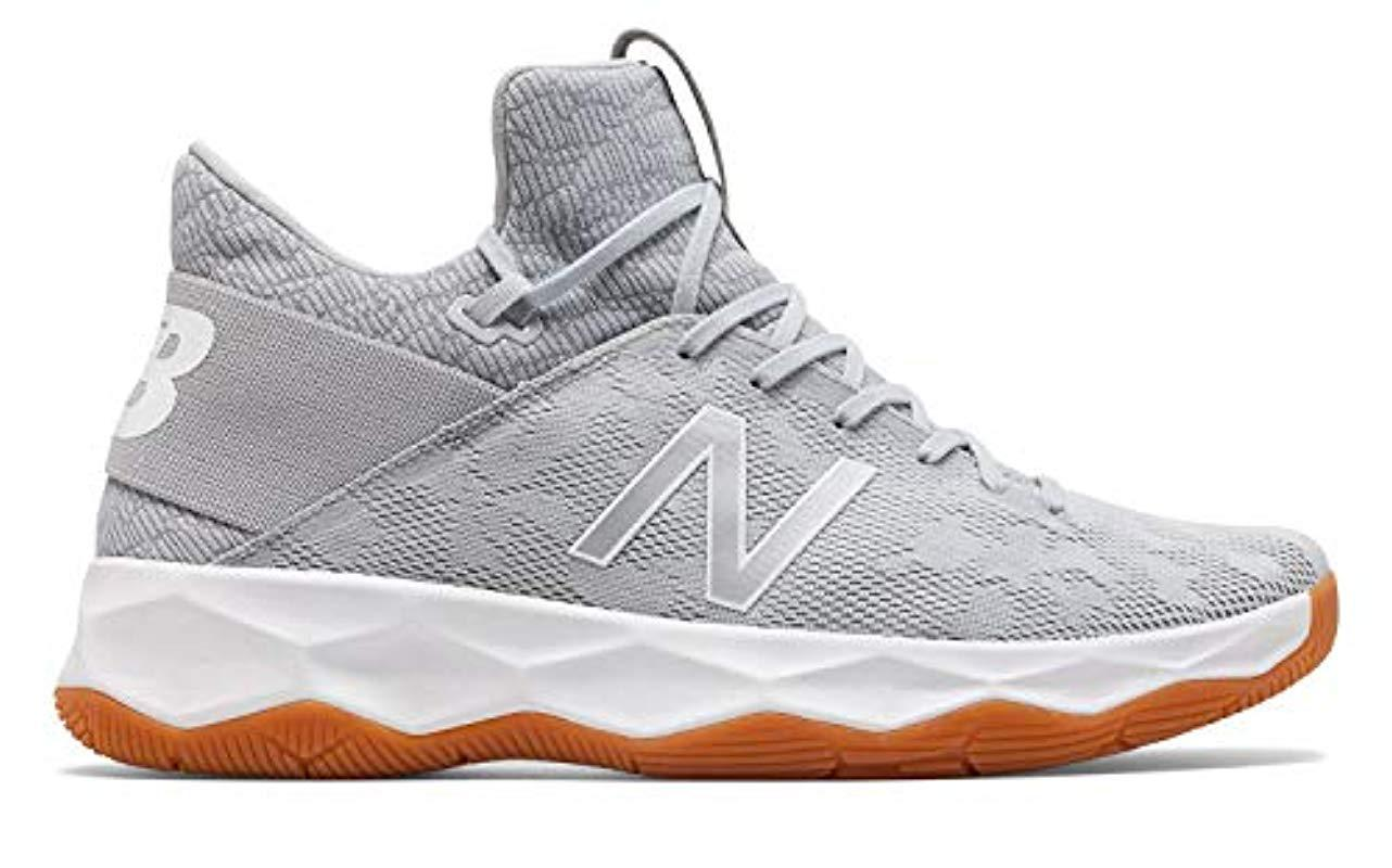 f5504f452 Lyst - New Balance Freeze V2 Agility Lacrosse Shoe in Gray for Men