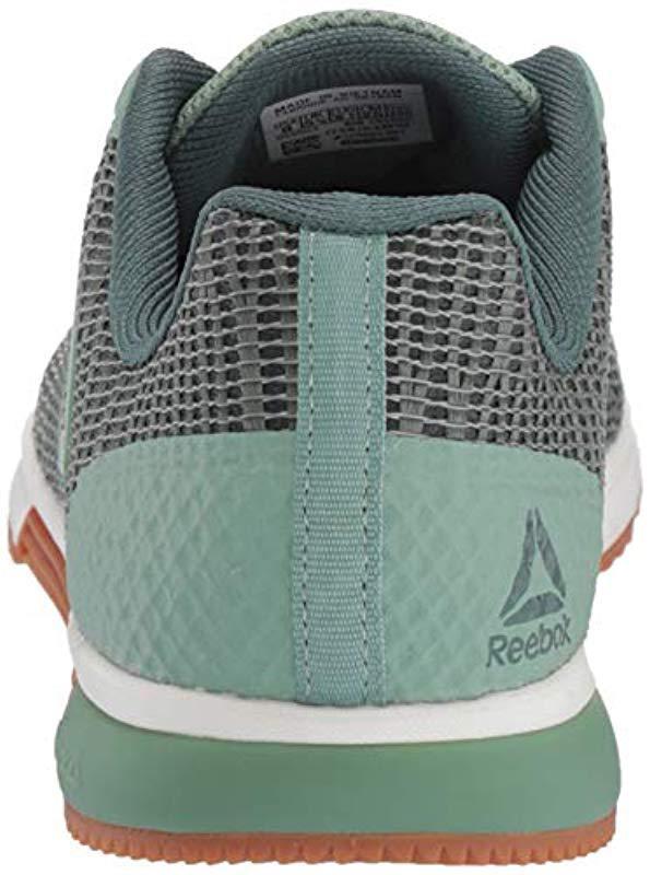 Reebok - Green Speed Tr Flexweave Cross Trainer - Lyst. View fullscreen 60db0eee1ac0